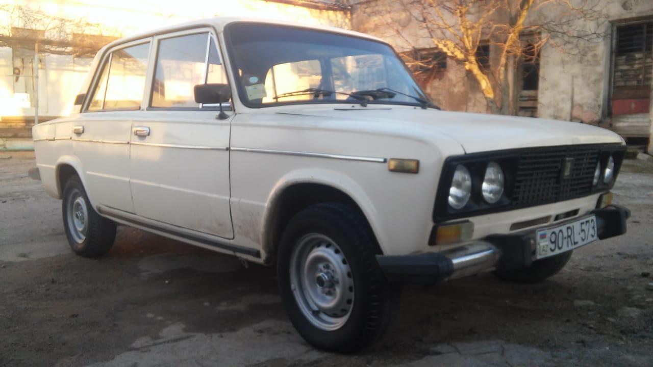 VAZ 2106 1.5(lt) 1988 Подержанный  $2950