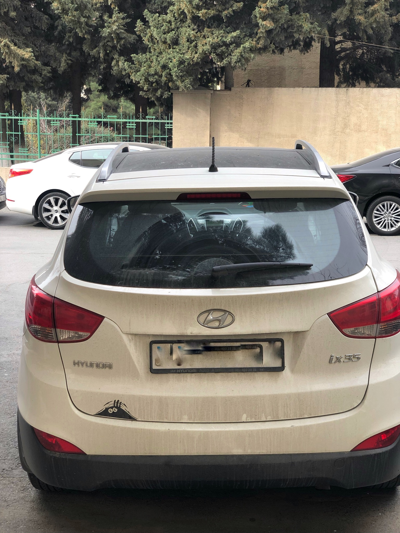 Hyundai ix 35 2.0(lt) 2012 Подержанный  $10000