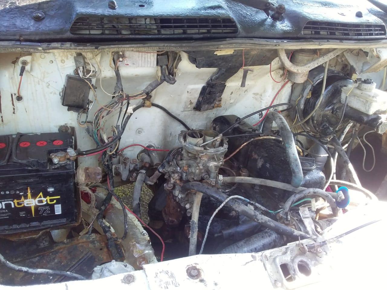 GAZ Gazel 2.4(lt) 1999 Подержанный  $5000
