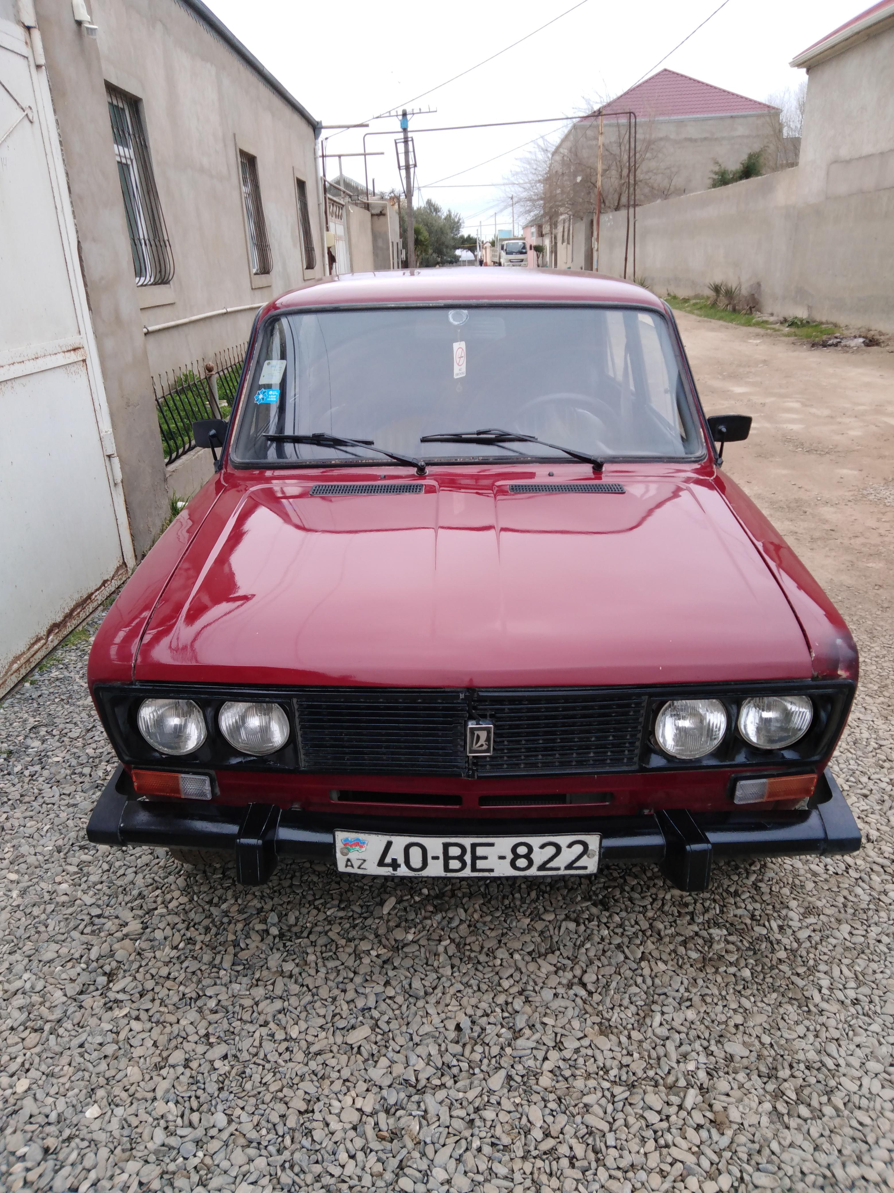 VAZ 2106 1.5(lt) 1983 Подержанный  $2600