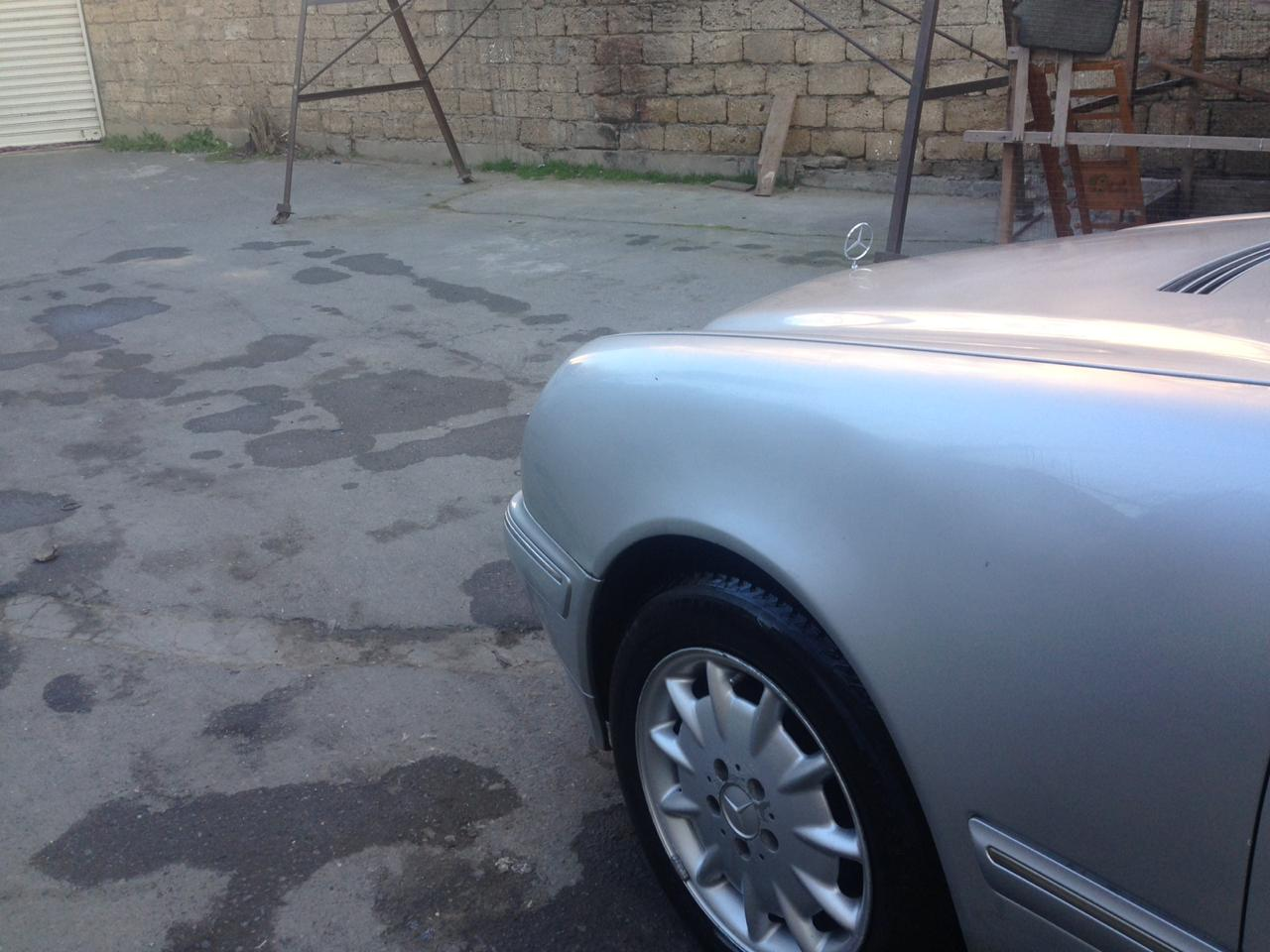 Mercedes-Benz E 220 2.2(lt) 1999 Подержанный  $7900