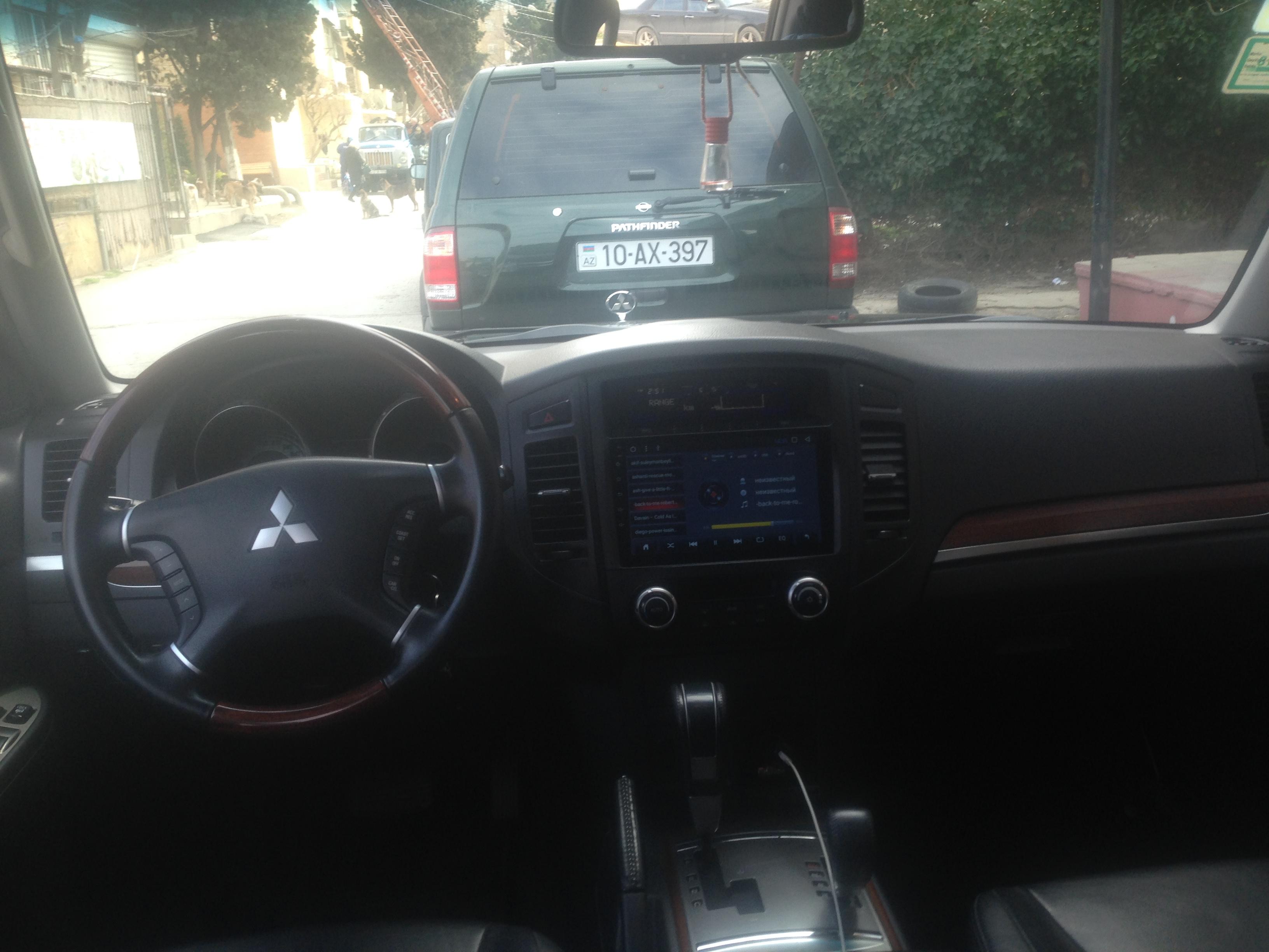 Mitsubishi Pajero 3.0(lt) 2007 Подержанный  $25000