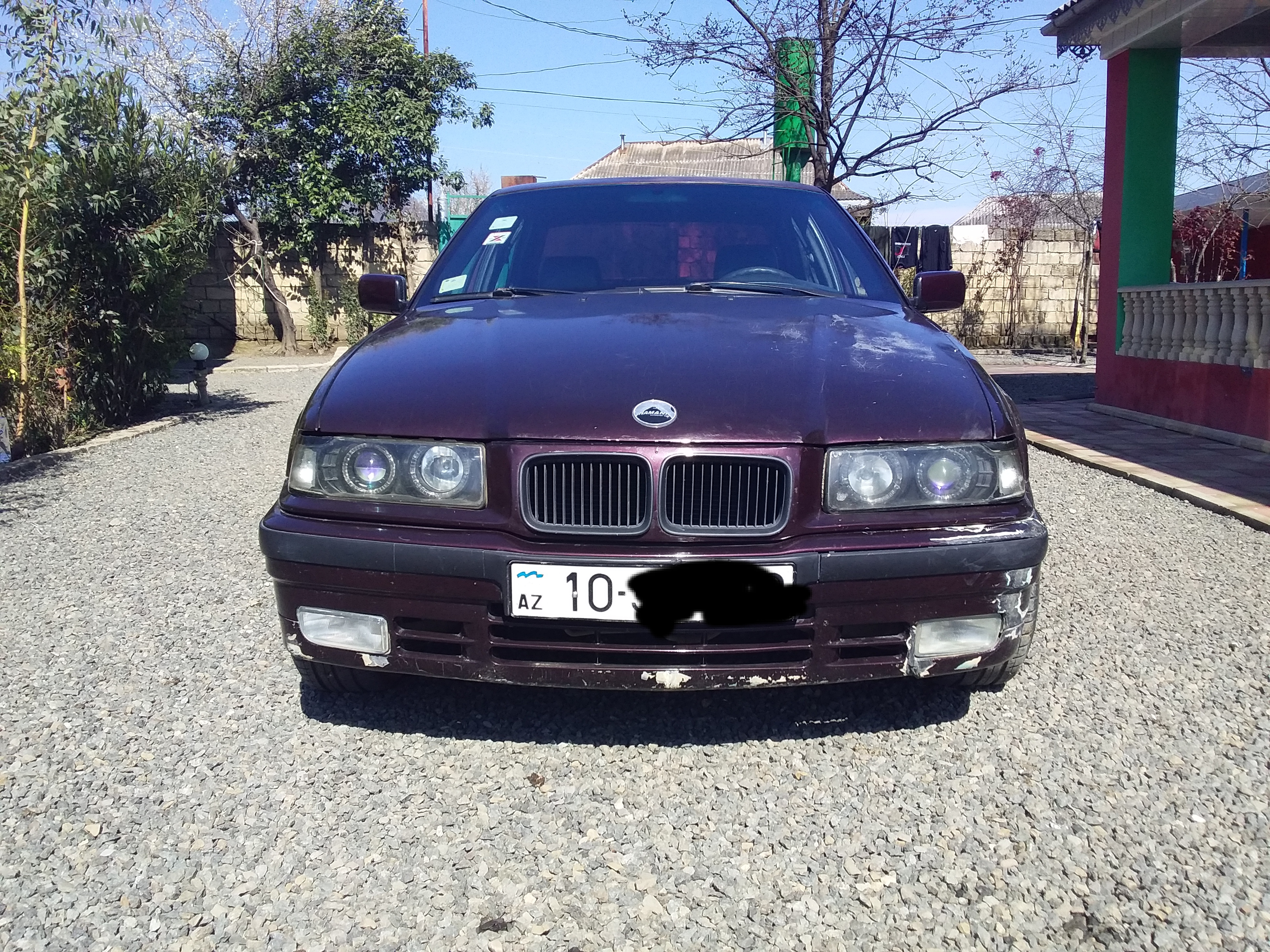 BMW 318 1.8(lt) 1991 Second hand  $4400