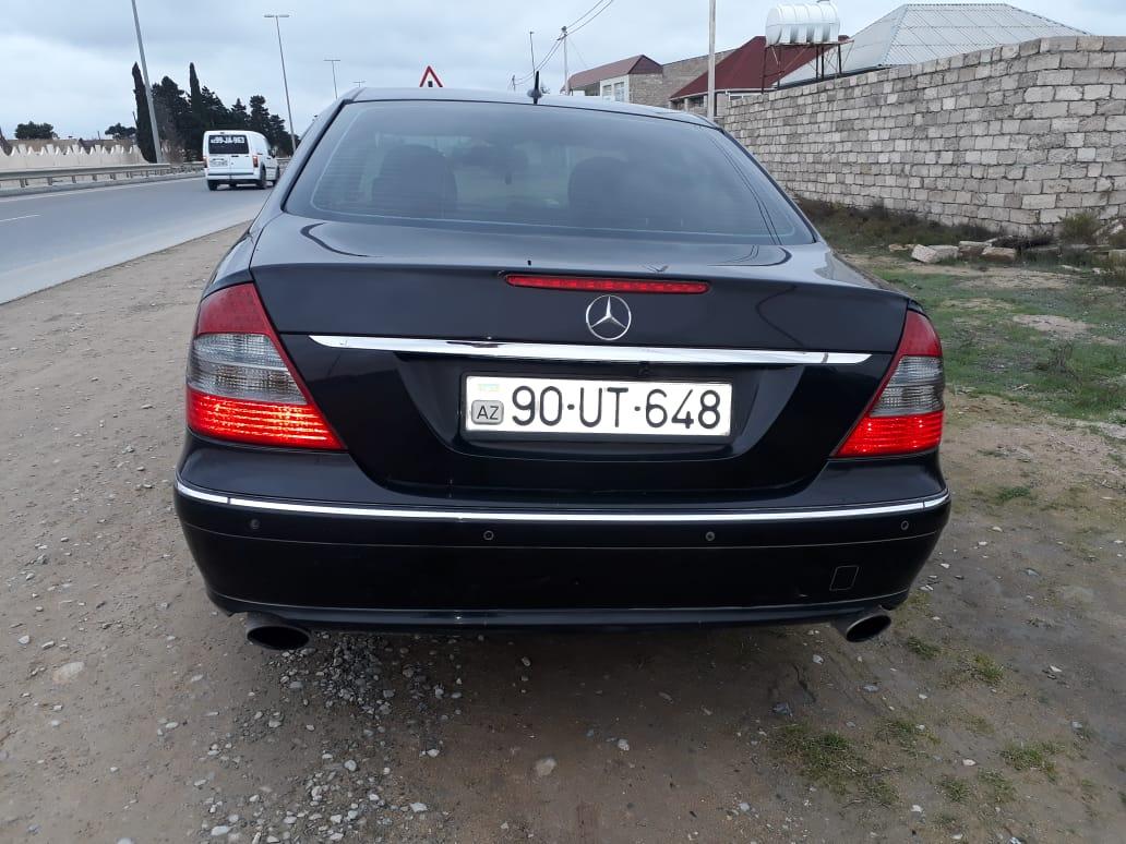 Mercedes-Benz E 300 3.0(lt) 2007 Second hand  $25000