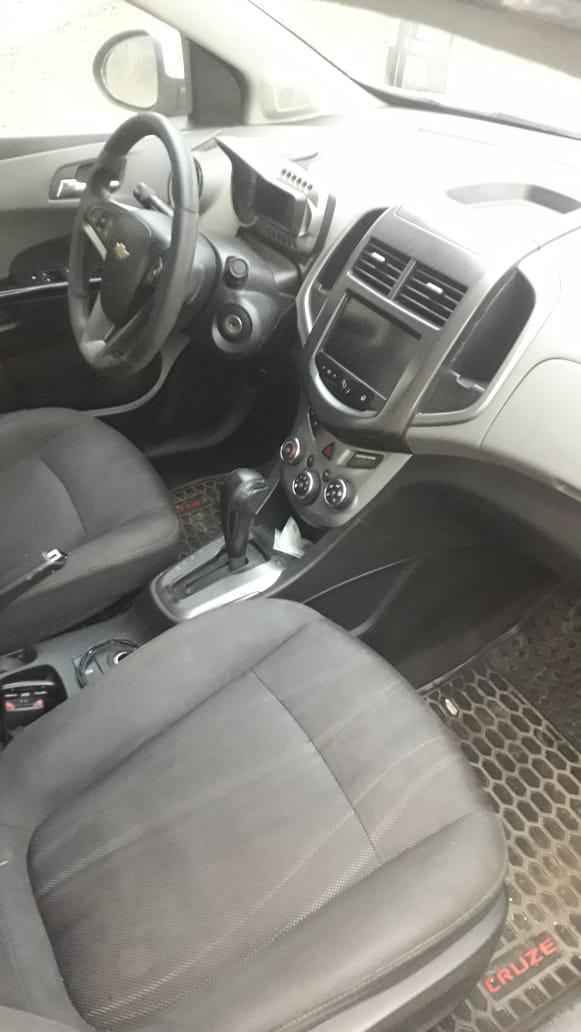 Chevrolet Aveo 1.4(lt) 2012 Подержанный  $6500