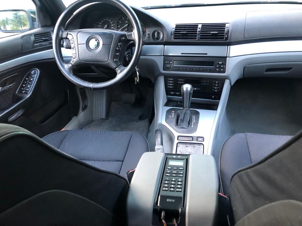 BMW 528 2.8(lt) 1999 Подержанный  $5500