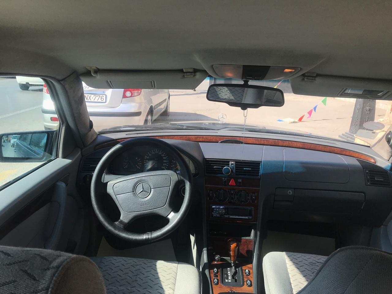 Mercedes-Benz C 200 2.0(lt) 1996 Second hand  $5000