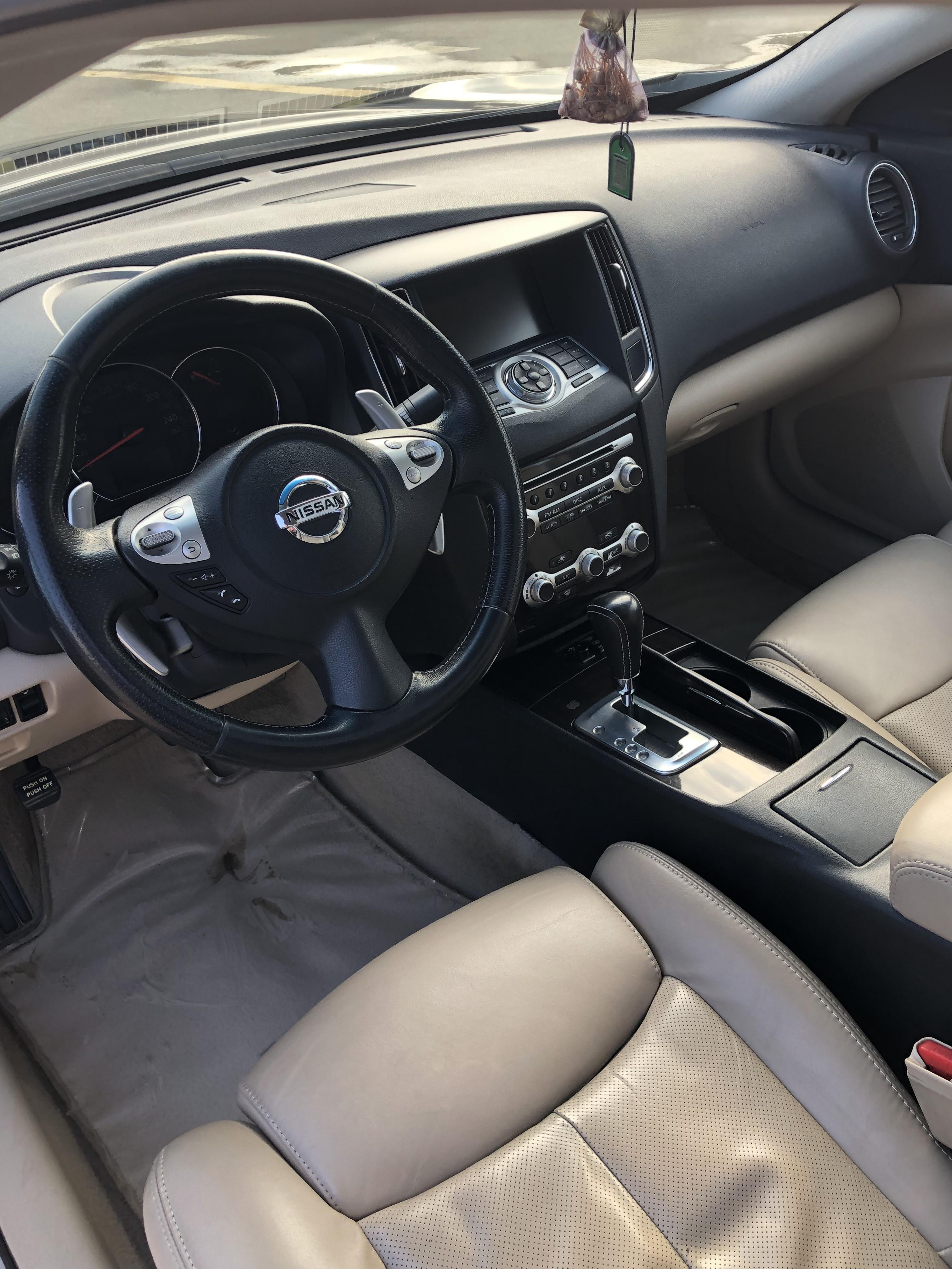 Nissan Maxima 3500(lt) 2012 İkinci əl  $17500