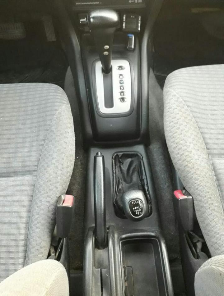 Mitsubishi Pajero iO 1.8(lt) 1999 Подержанный  $7000