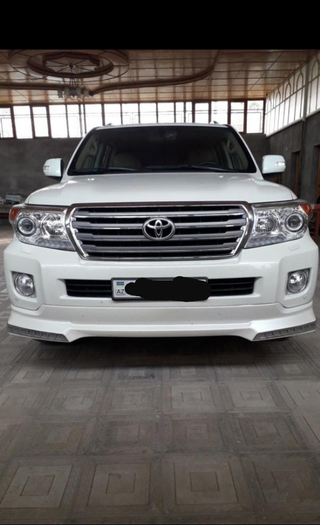 Toyota Land Cruiser 4.0(lt) 2011 İkinci əl  $35500