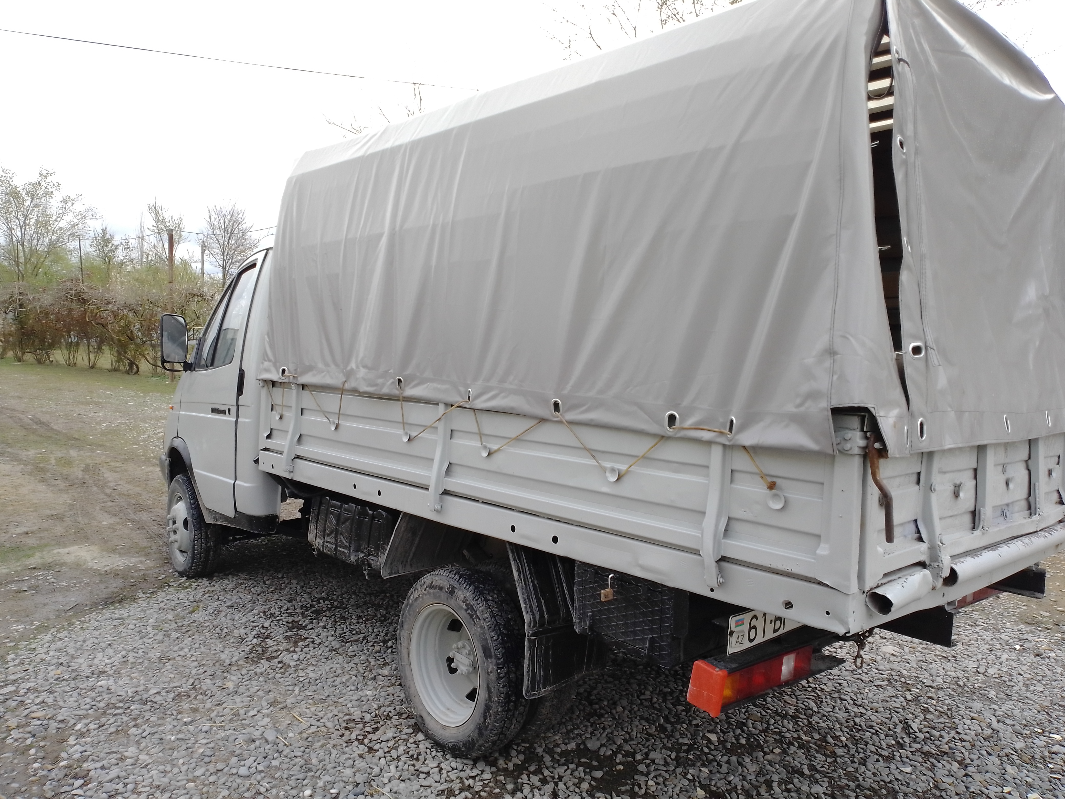 GAZ Gazel 2.3(lt) 1998 Подержанный  $3000