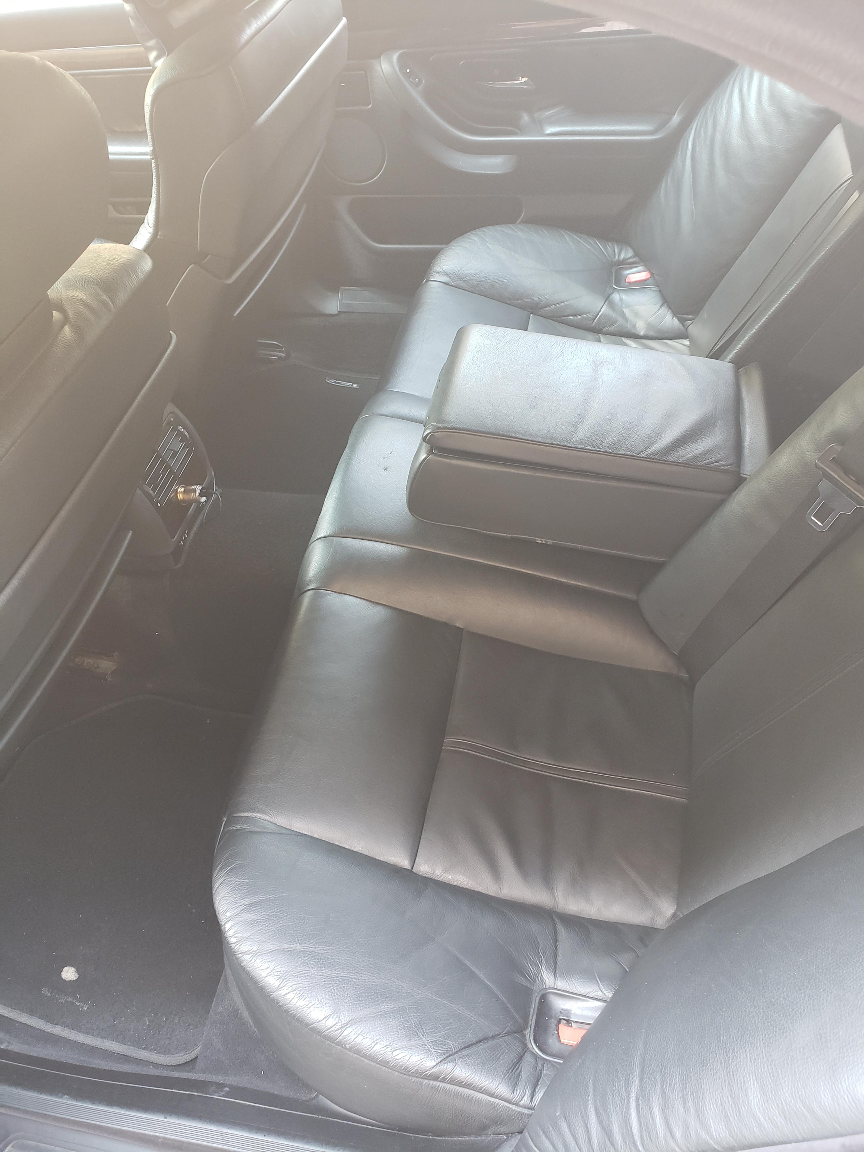 BMW 740 3.5(lt) 1997 Подержанный  $5100