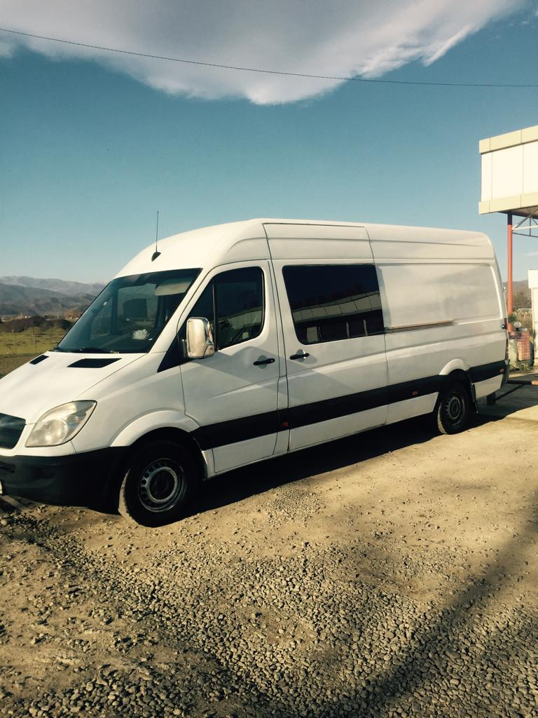 Mercedes-Benz Sprinter 2.2(lt) 2006 Second hand  $15300