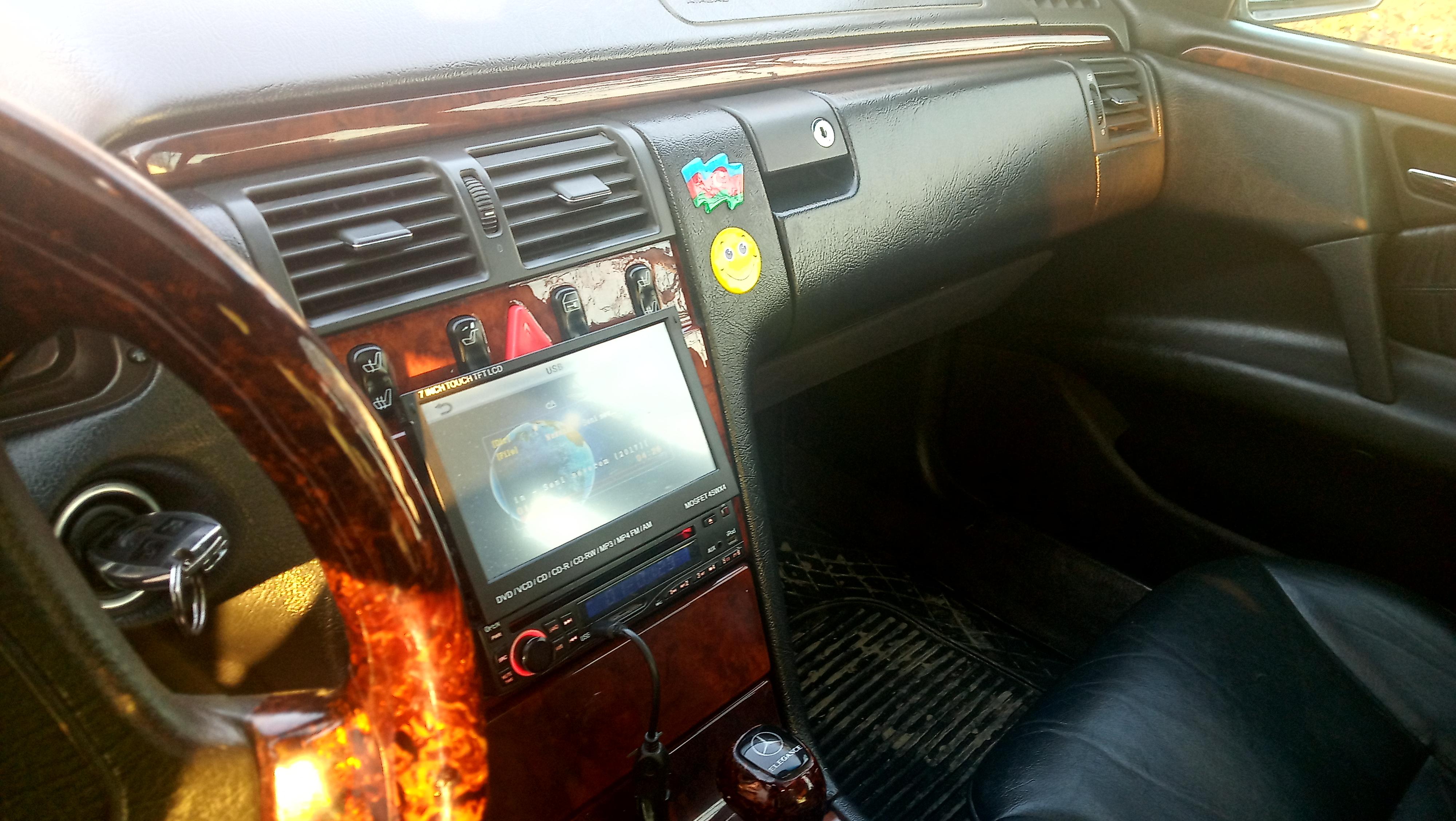 Mercedes-Benz E 280 2.8(lt) 1998 Second hand  $11800