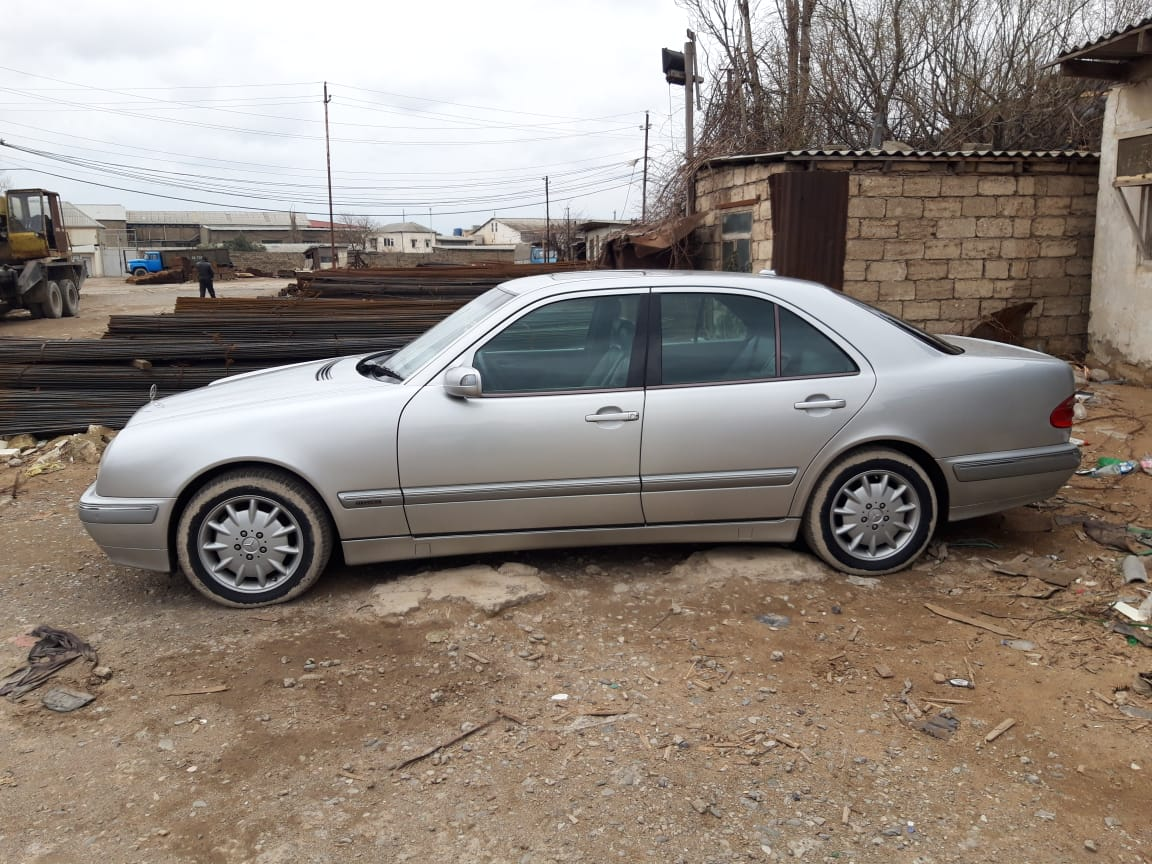 Mercedes-Benz 280 2.8(lt) 2000 İkinci əl  $17