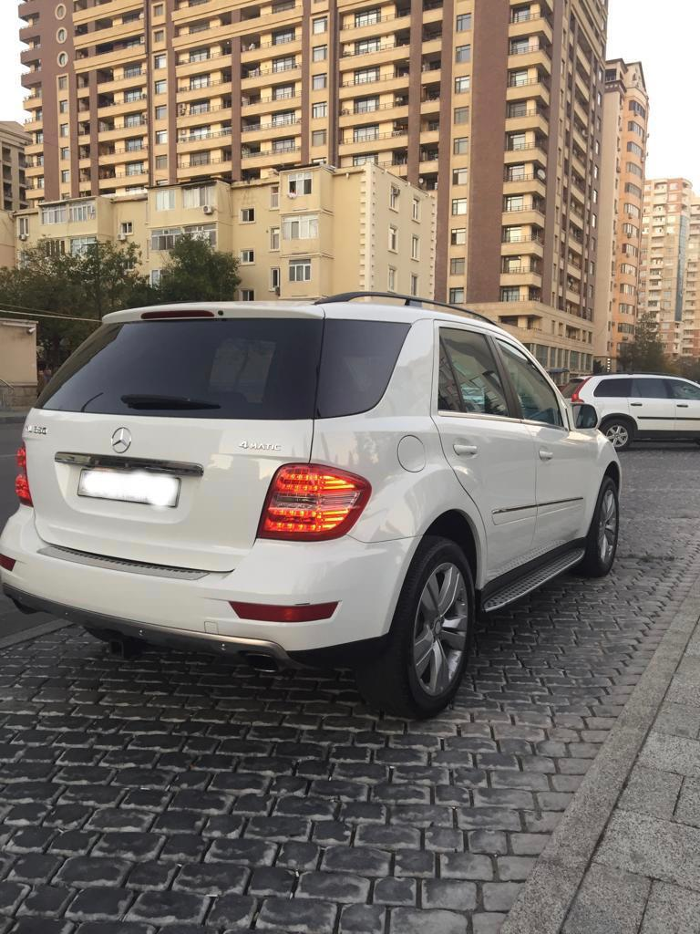 Mercedes-Benz ML 350 3.5(lt) 2009 Second hand  $21500