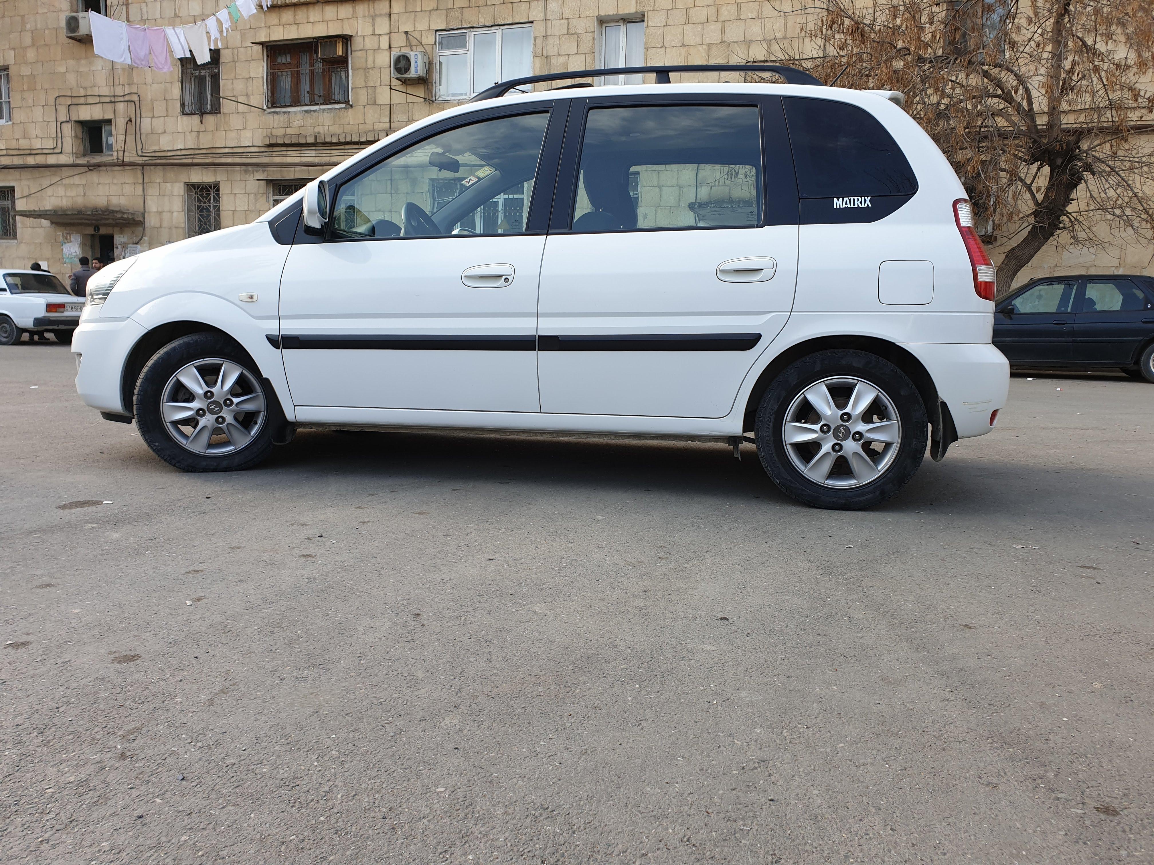 Hyundai Matrix 1.6(lt) 2010 İkinci əl  $7200