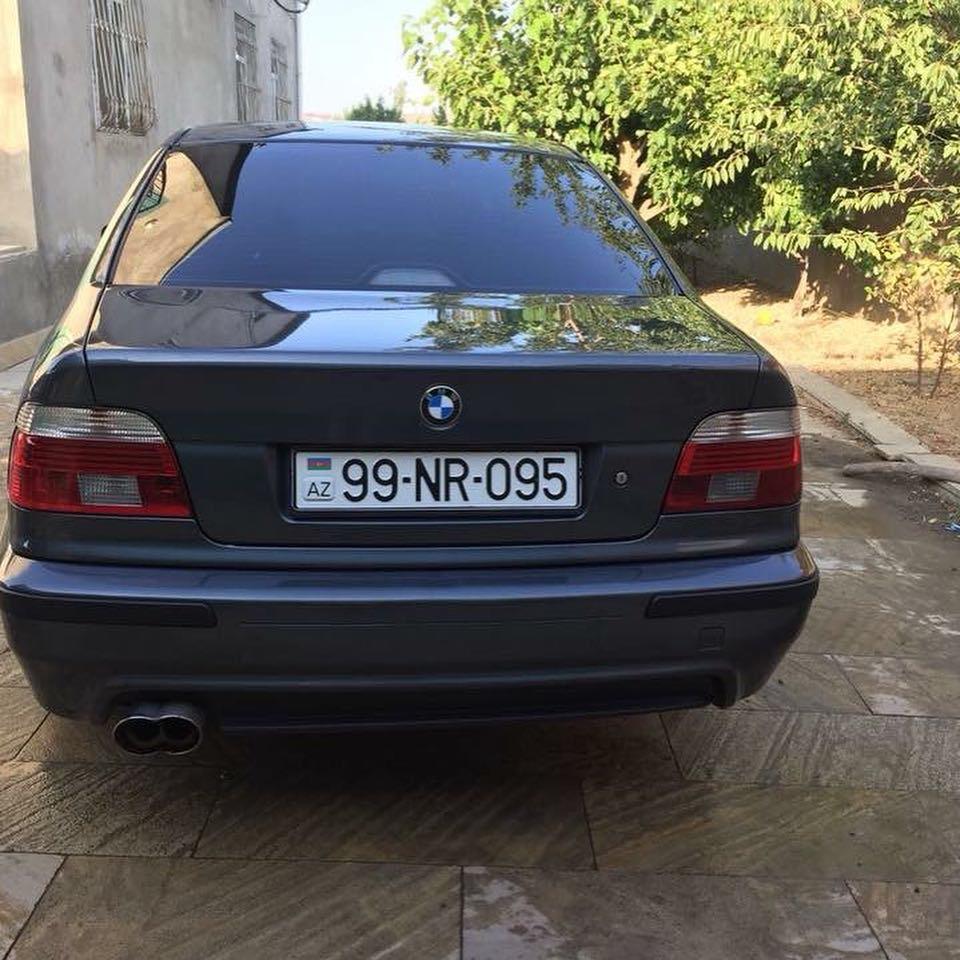 BMW 525 2.5(lt) 1998 Подержанный  $11000