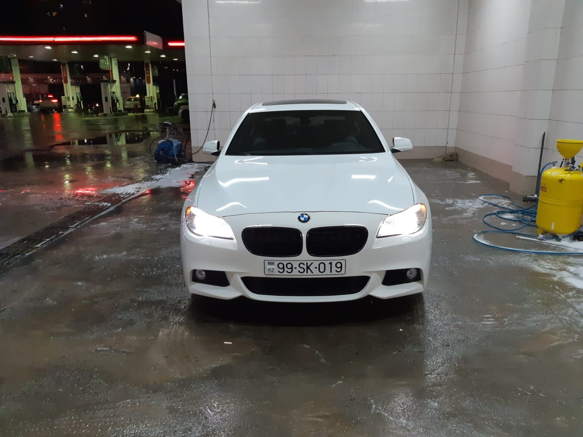 BMW 528 2.0(lt) 2013 Подержанный  $23500