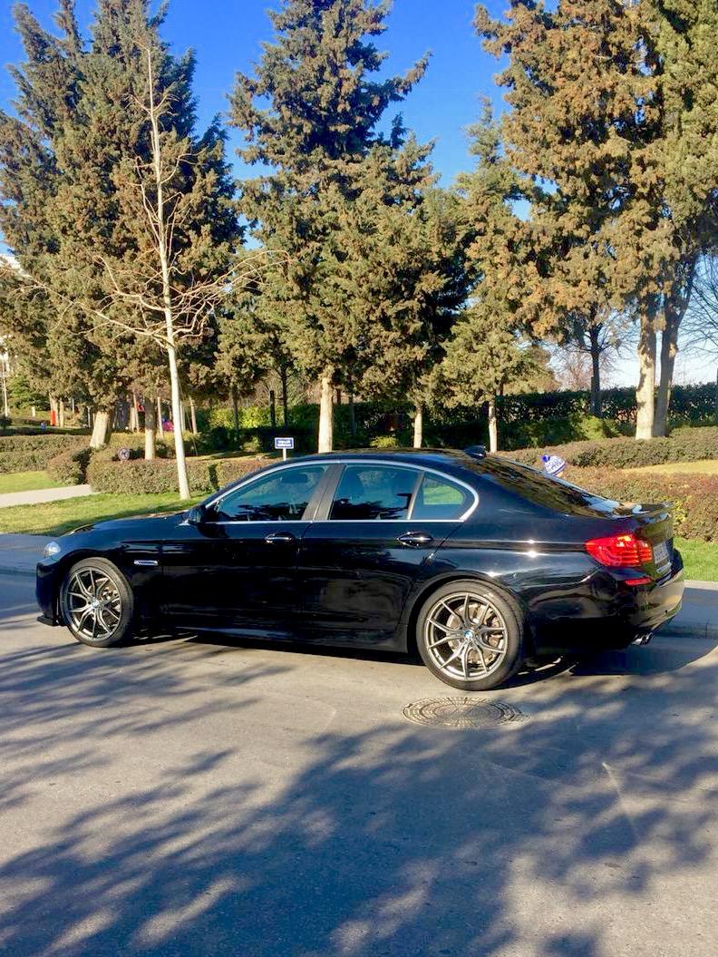 BMW 528 2.0(lt) 2016 Подержанный  $29900