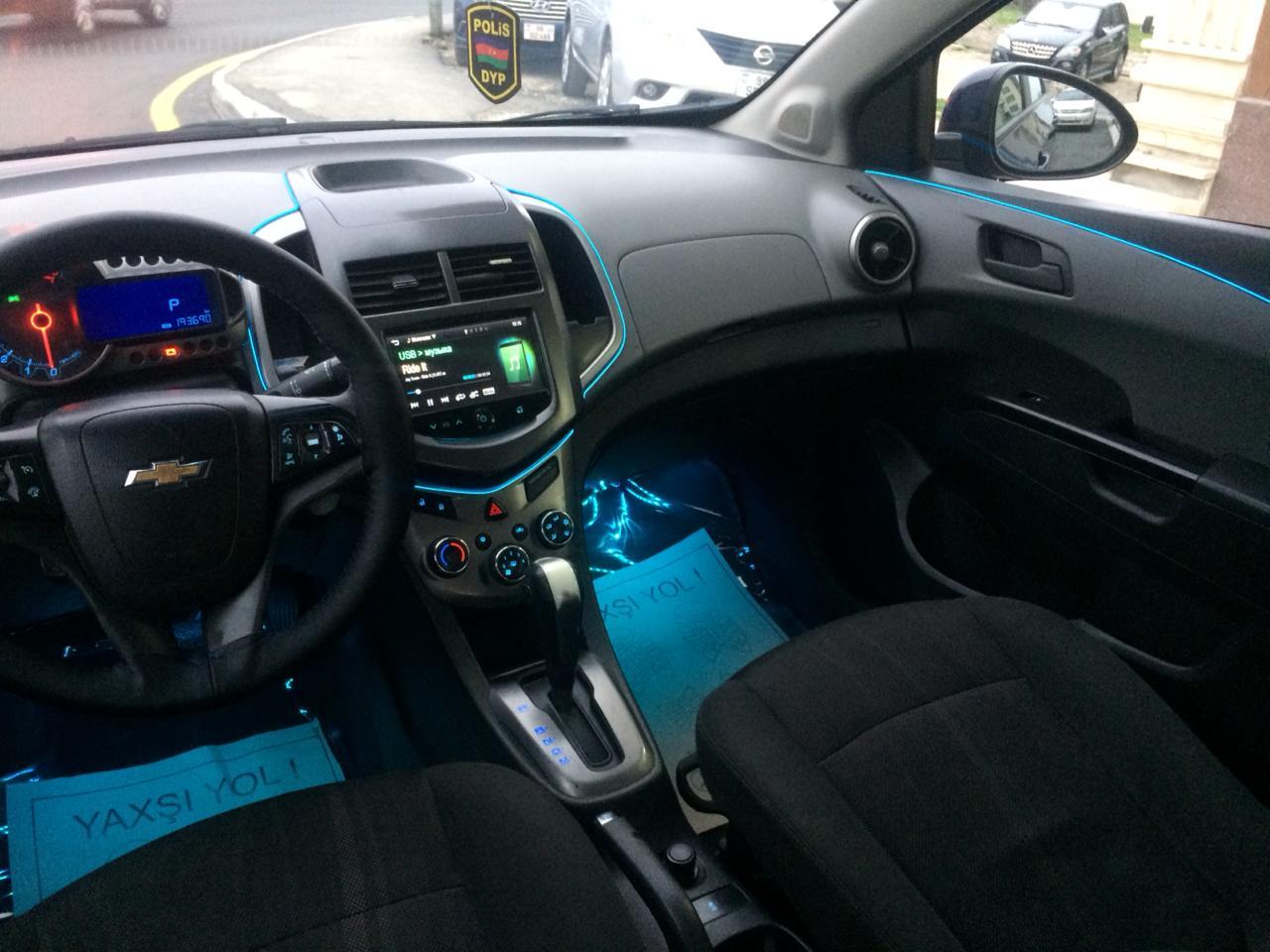 Chevrolet Aveo 1.4(lt) 2012 İkinci əl  $6000