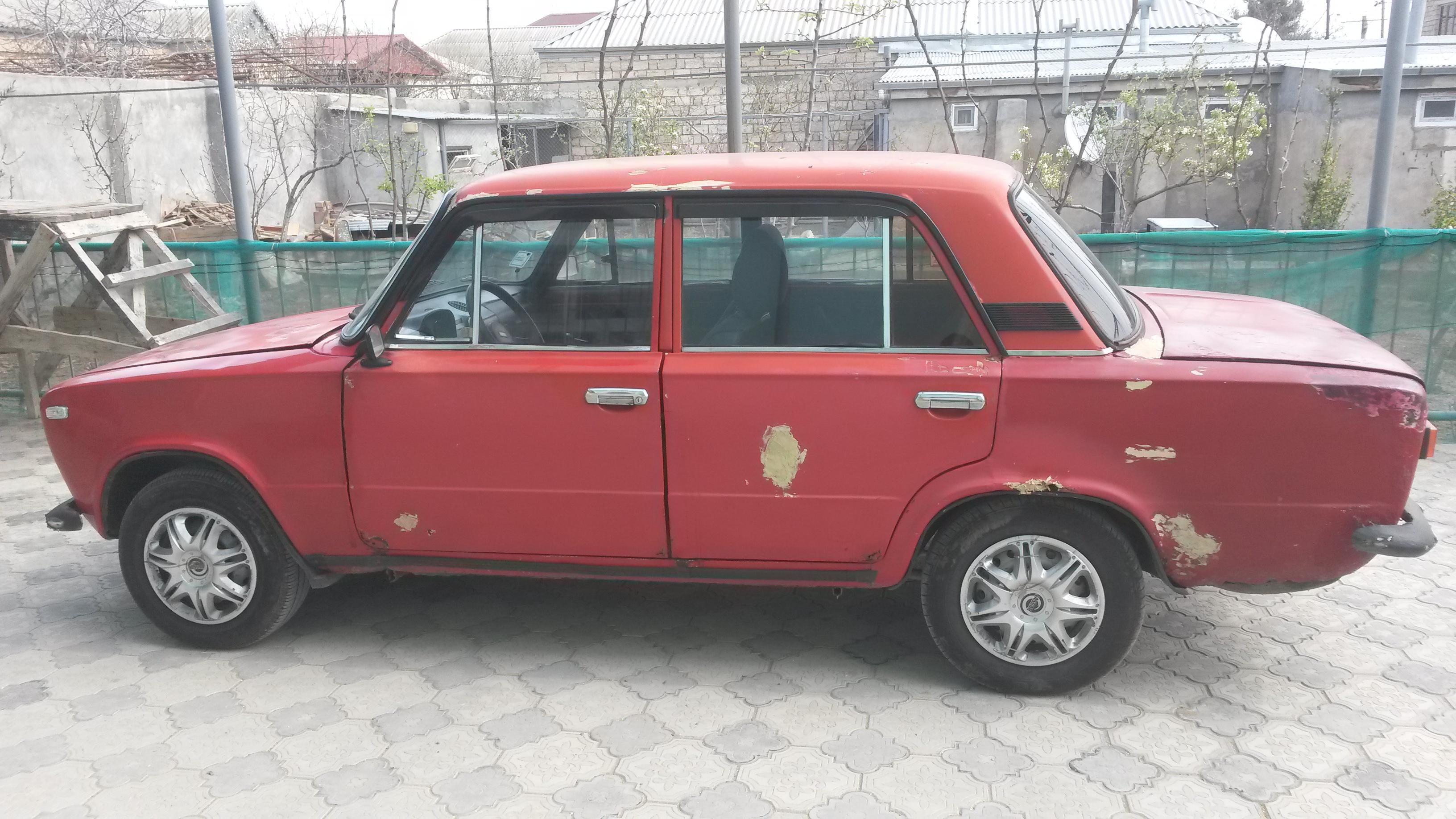 VAZ 2101 1.3(lt) 1974 İkinci əl  $900