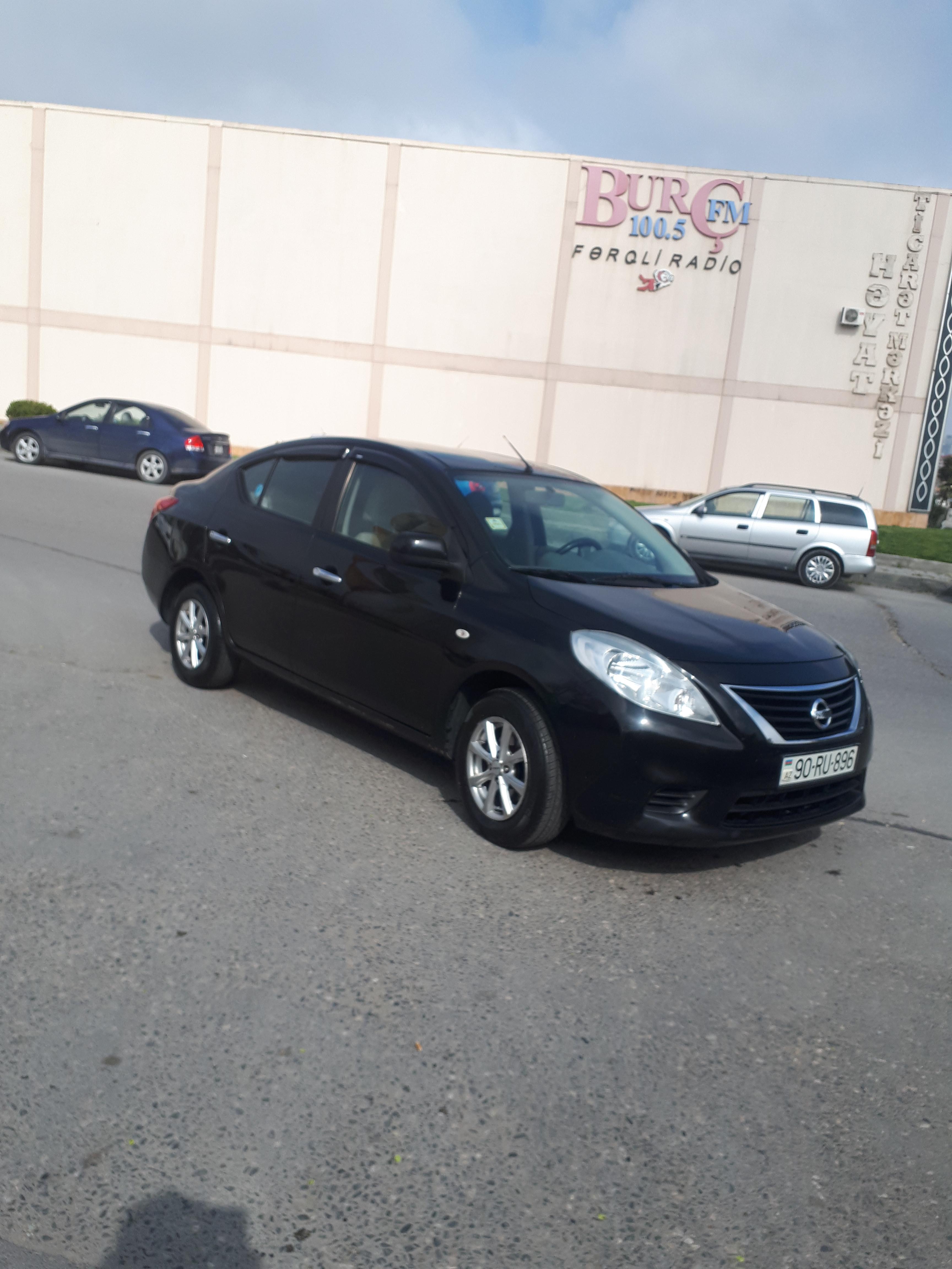 Nissan Altima 1.5(lt) 2012 İkinci əl  $13500