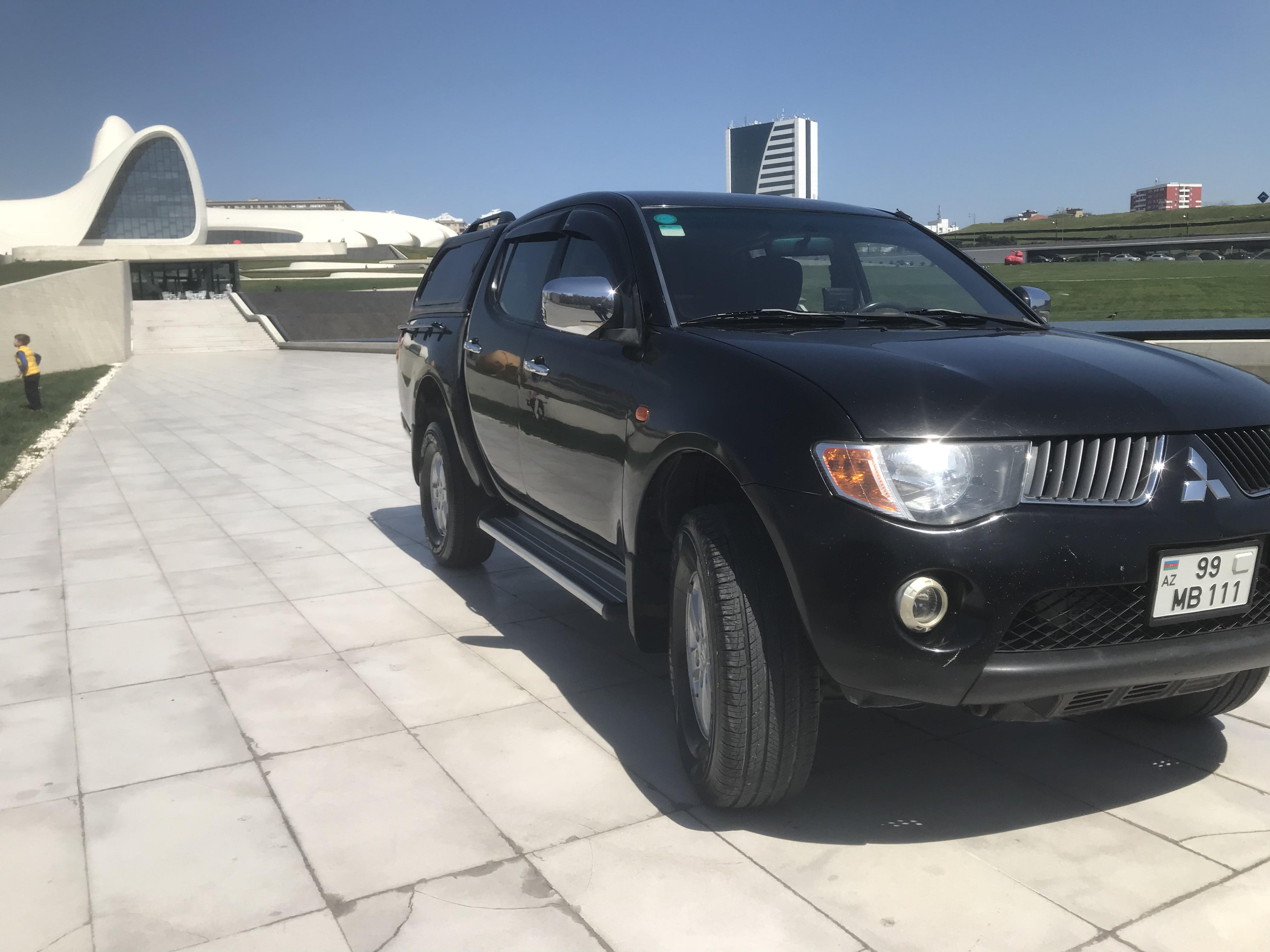 Mitsubishi L200 2.5(lt) 2008 İkinci əl  $11000