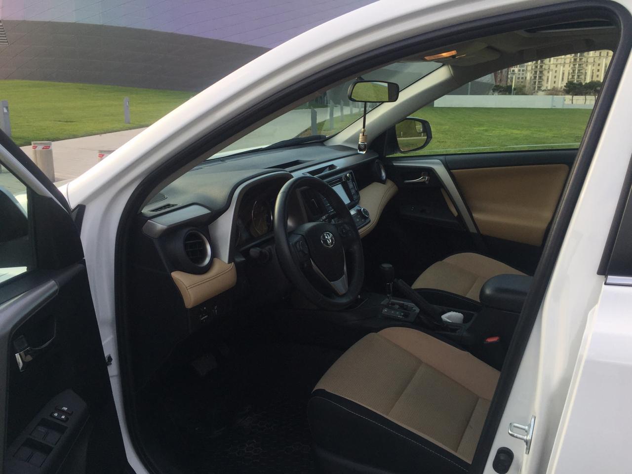Toyota RAV 4 2.5(lt) 2017 İkinci əl  $26000