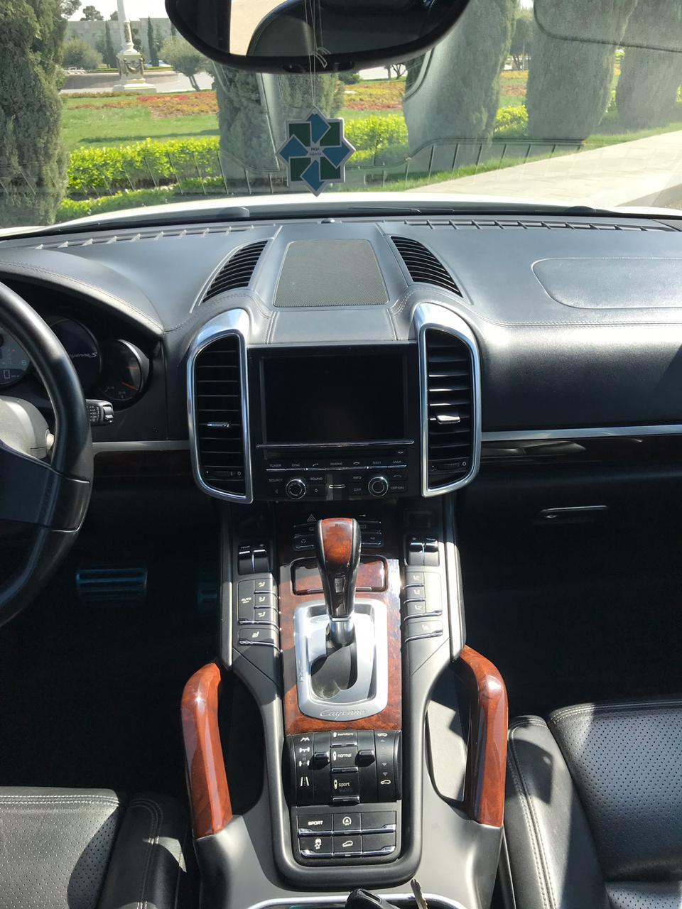 Porsche Cayenne 4.8(lt) 2011 İkinci əl  $40500
