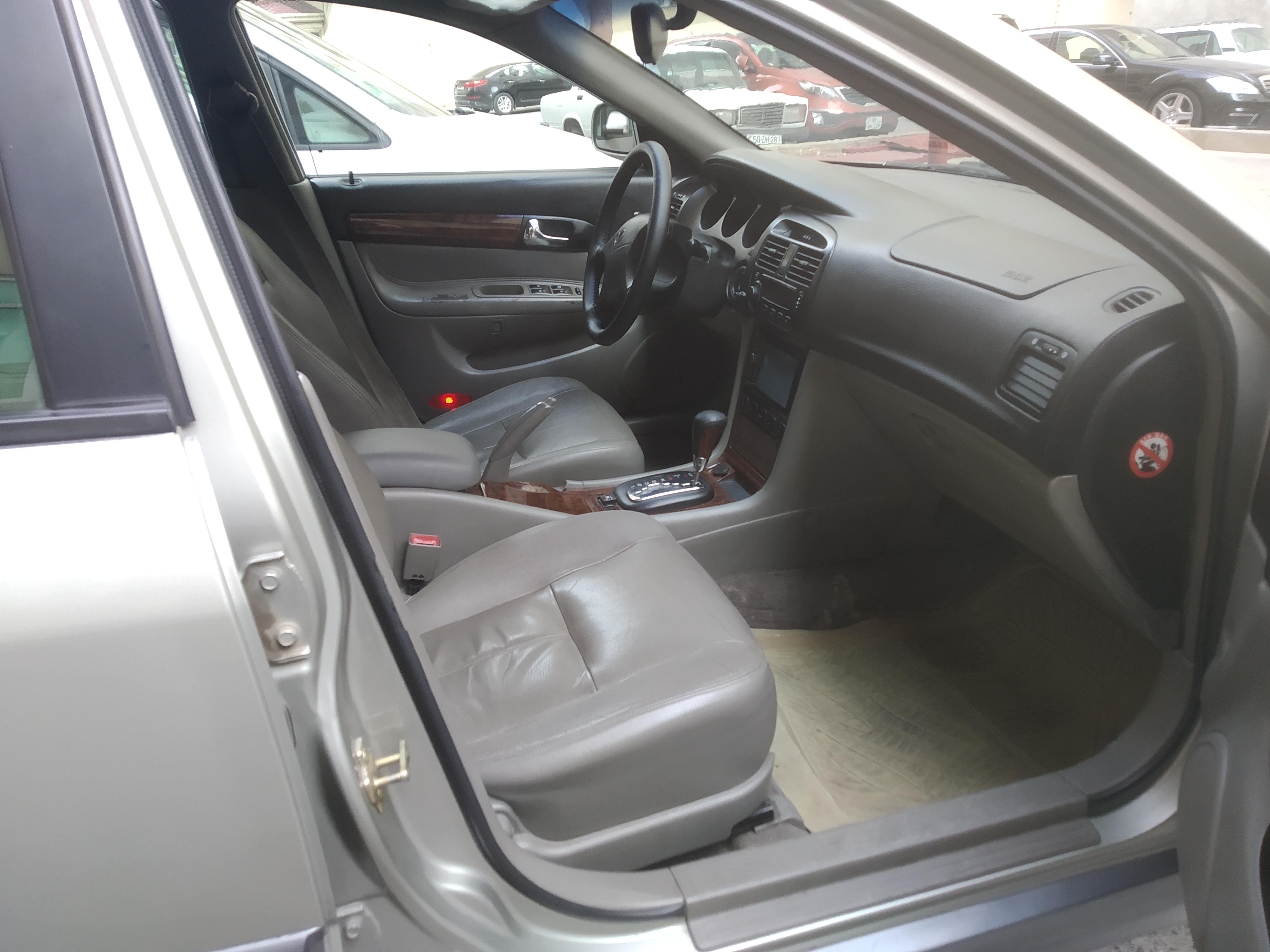 Chevrolet Evanda 2.0(lt) 2004 İkinci əl  $4500
