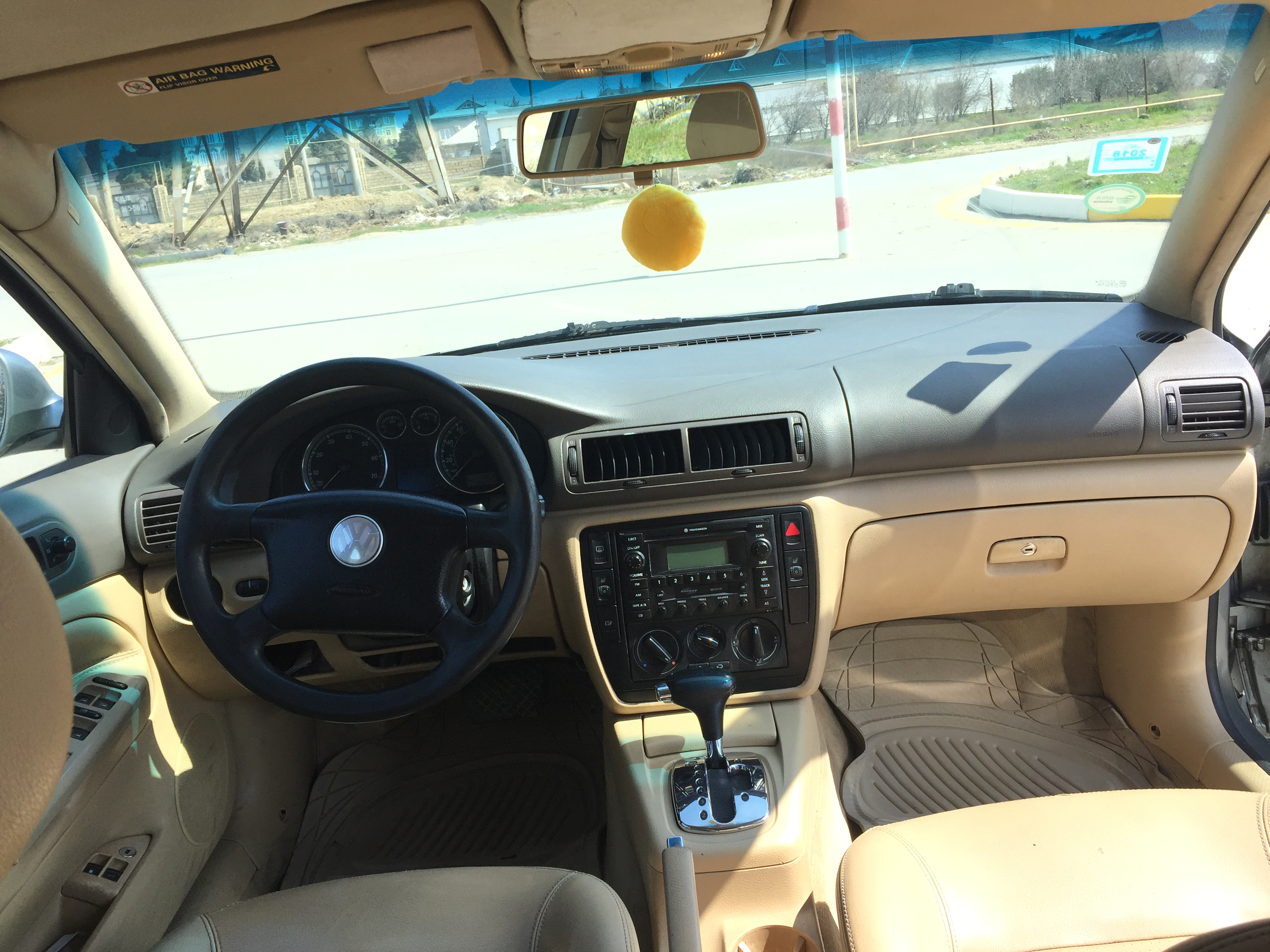 Volkswagen Passat 1.8(lt) 2004 Подержанный  $4800