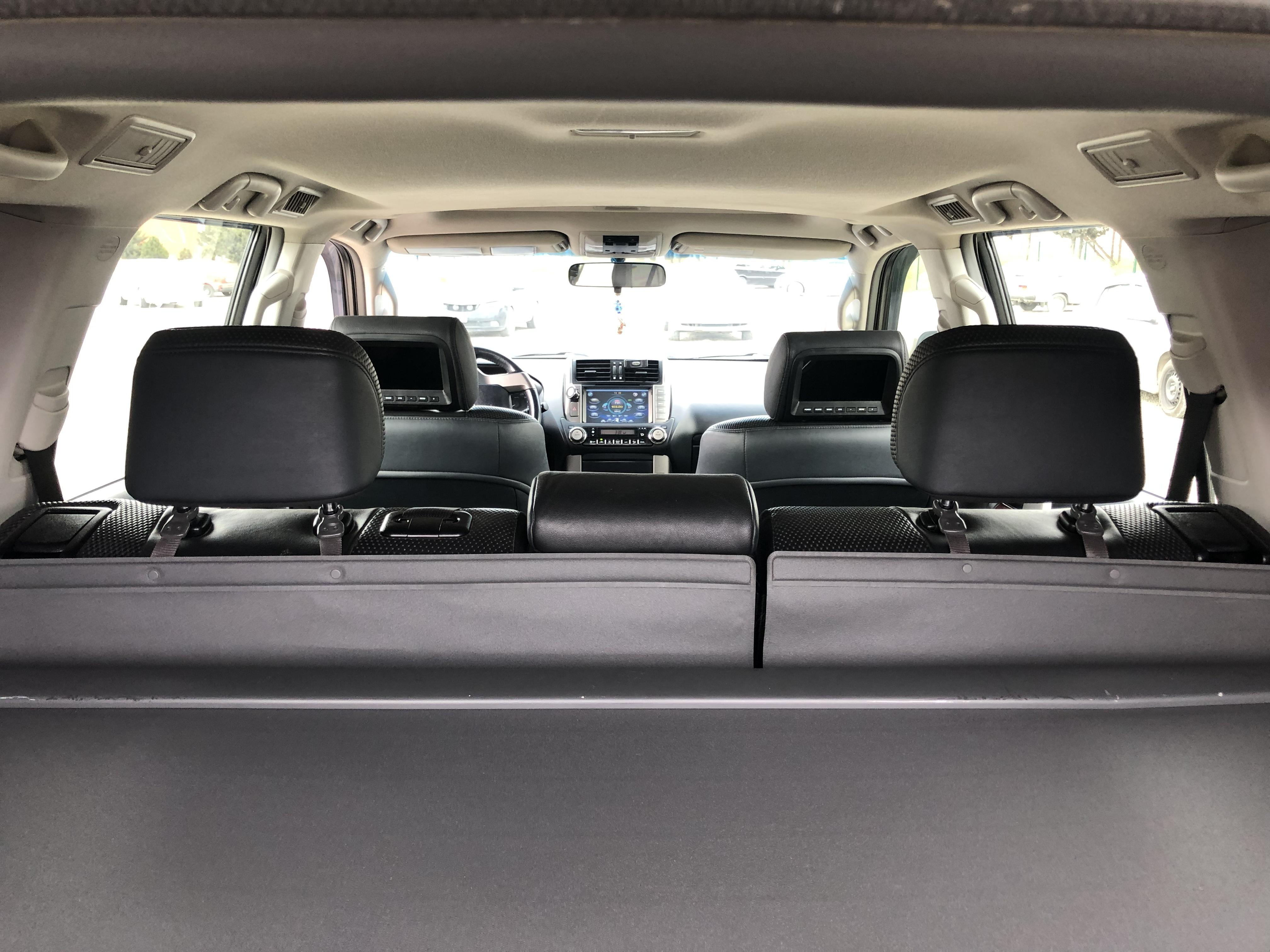 Toyota Prado 2.7(lt) 2012 Подержанный  $26000