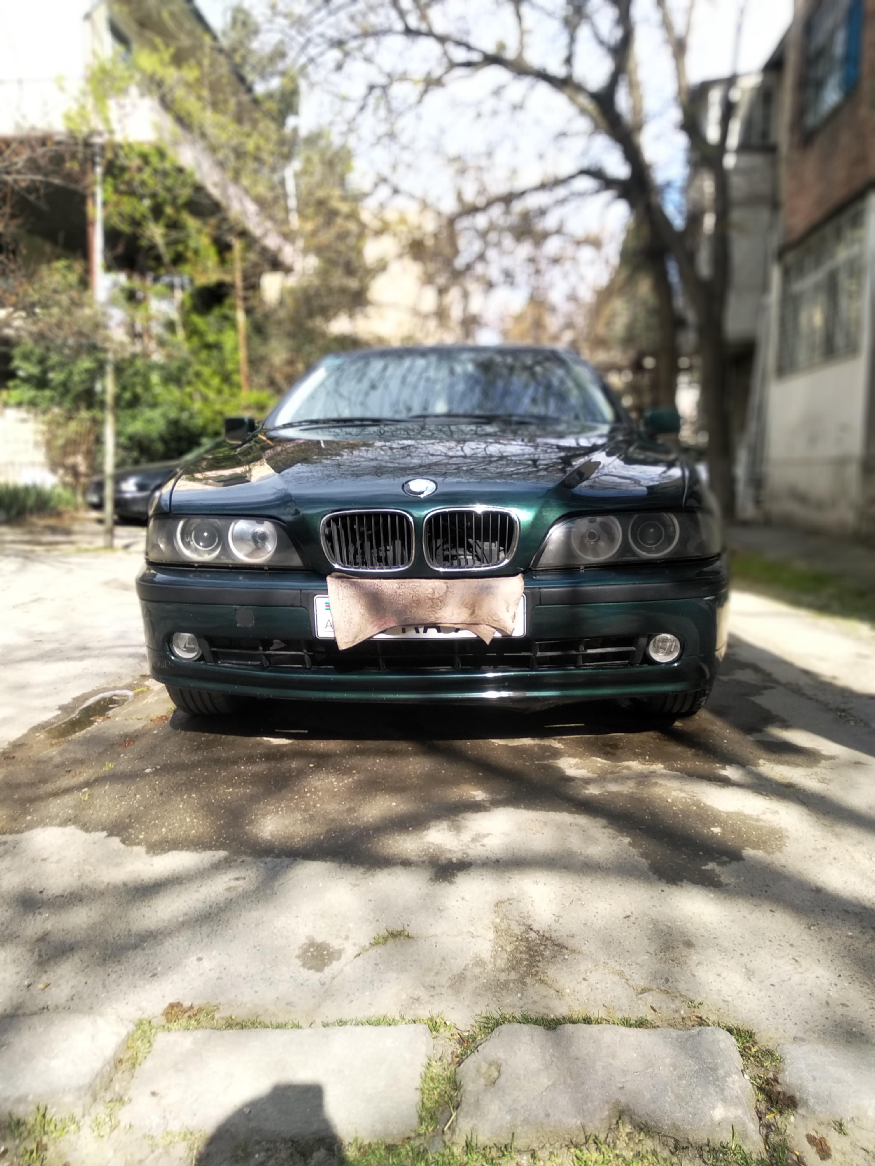 BMW 520 2.0(lt) 1997 Подержанный  $8500