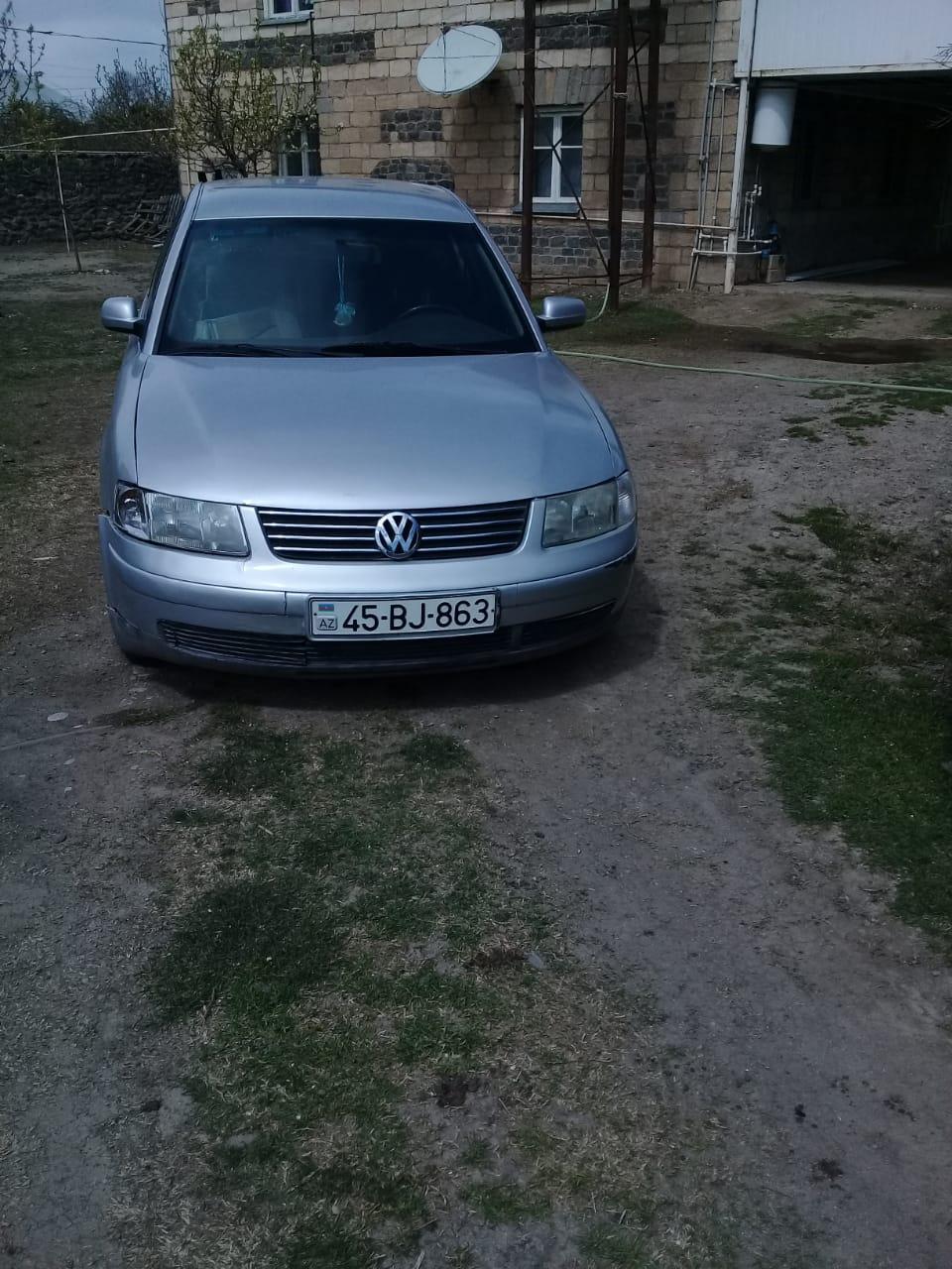 Volkswagen Passat 2.0(lt) 1998 İkinci əl  $2400