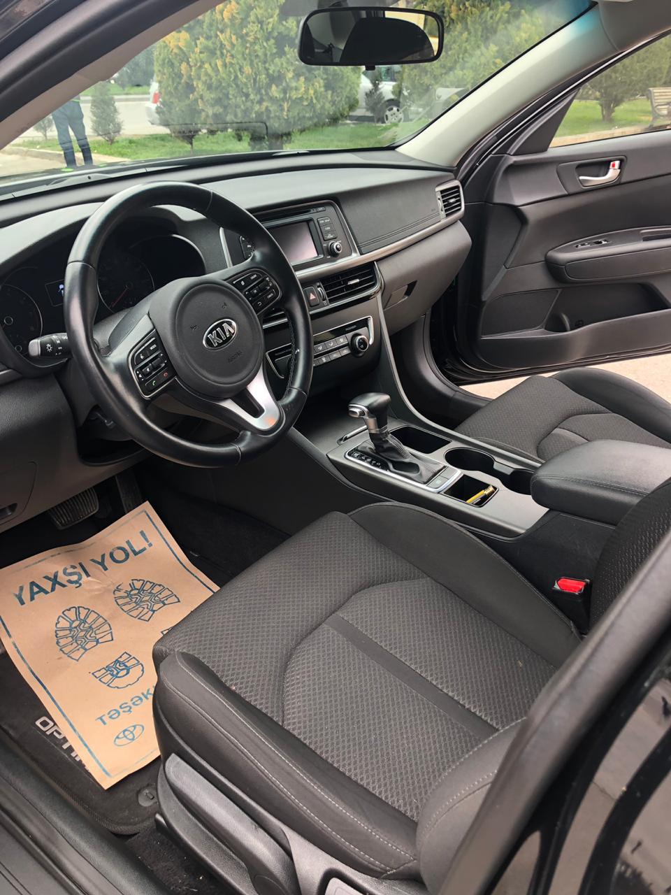Kia Optima 1.6(lt) 2016 Second hand  $28000
