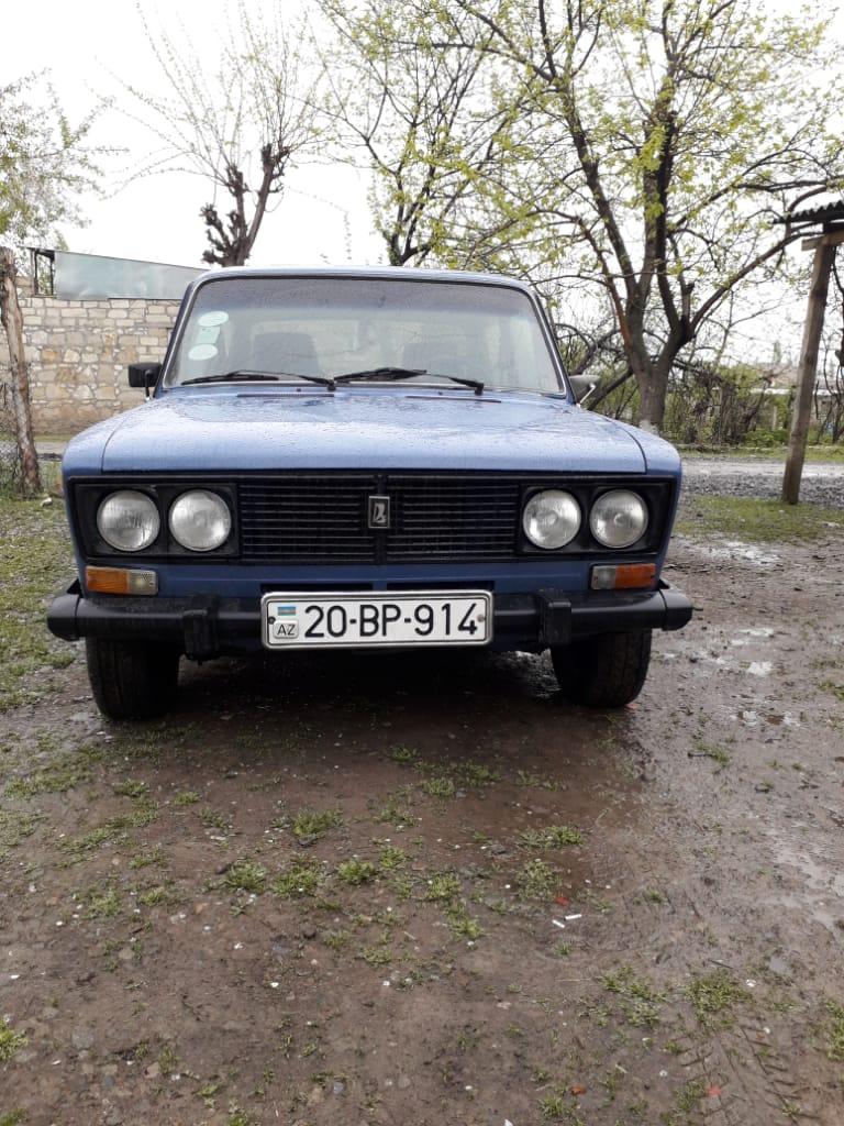 VAZ 2106 1.5(lt) 1983 Подержанный  $3700