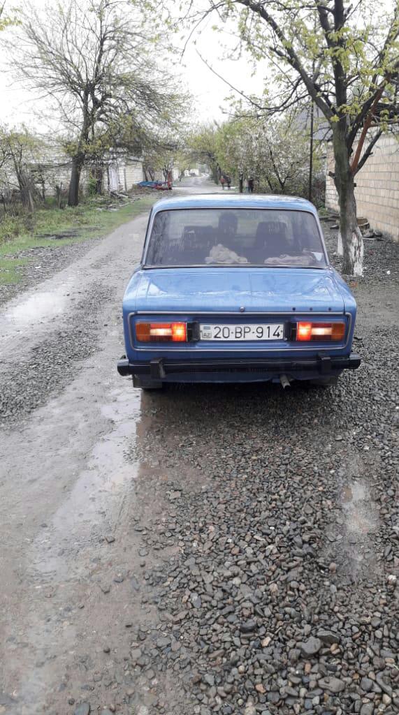 VAZ 2106 1.5(lt) 1983 Second hand  $3700