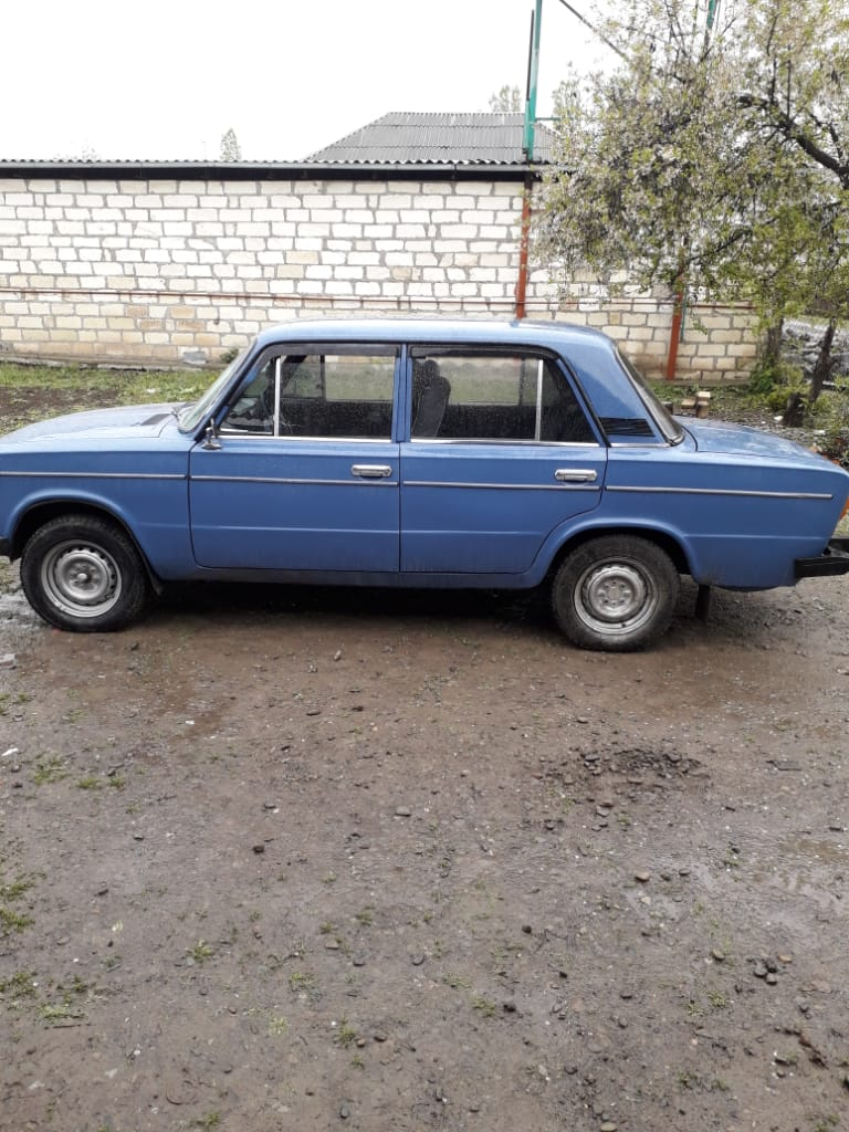 VAZ 2106 1.5(lt) 1983 İkinci əl  $3700