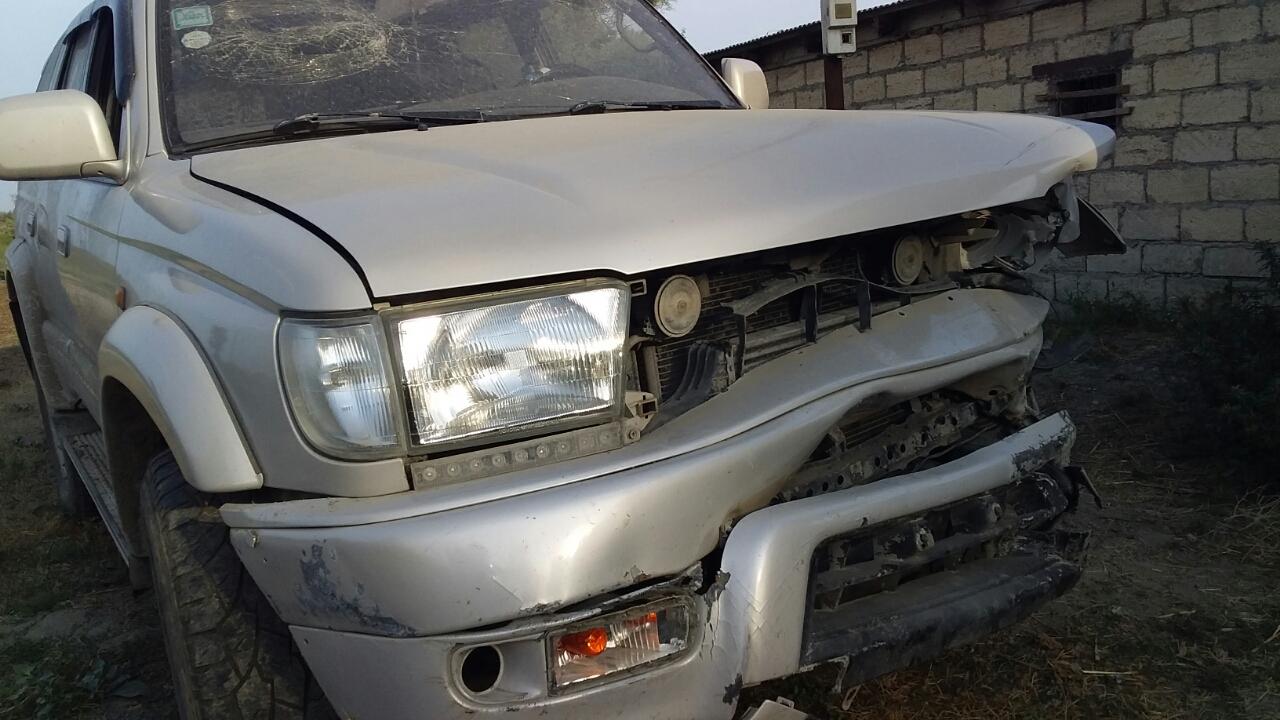 Toyota Surf 3.0(lt) 1996 İkinci əl  $6300