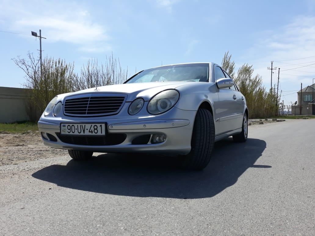 Mercedes-Benz E 220 2.2(lt) 2006 Yeni avtomobil  $20500