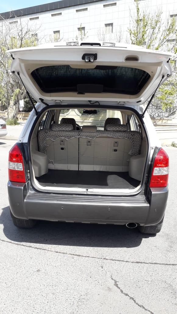 Hyundai Tucson 2.0(lt) 2006 Second hand  $8120