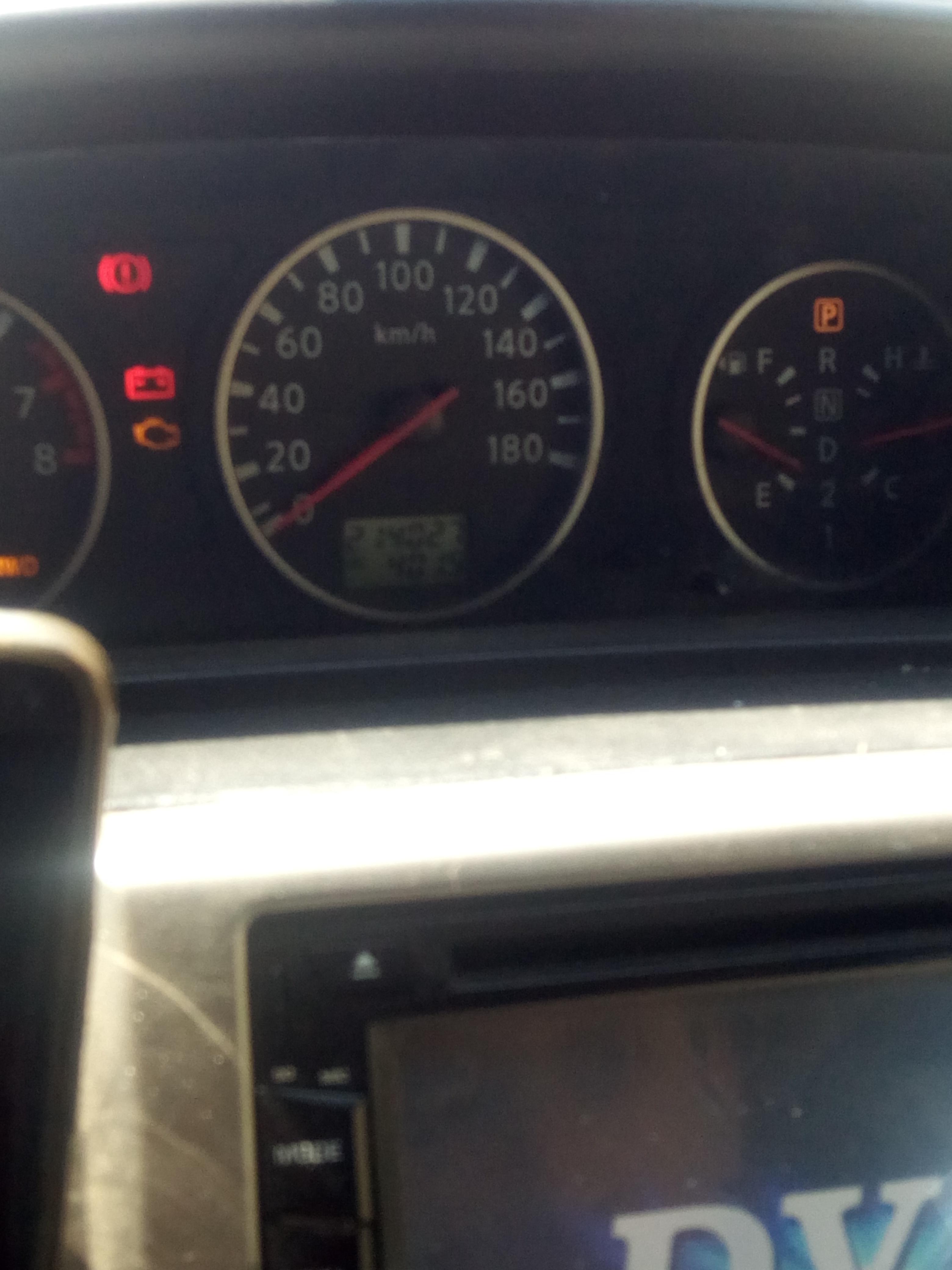 Nissan X-Trail 2.0(lt) 2004 Second hand  $13700