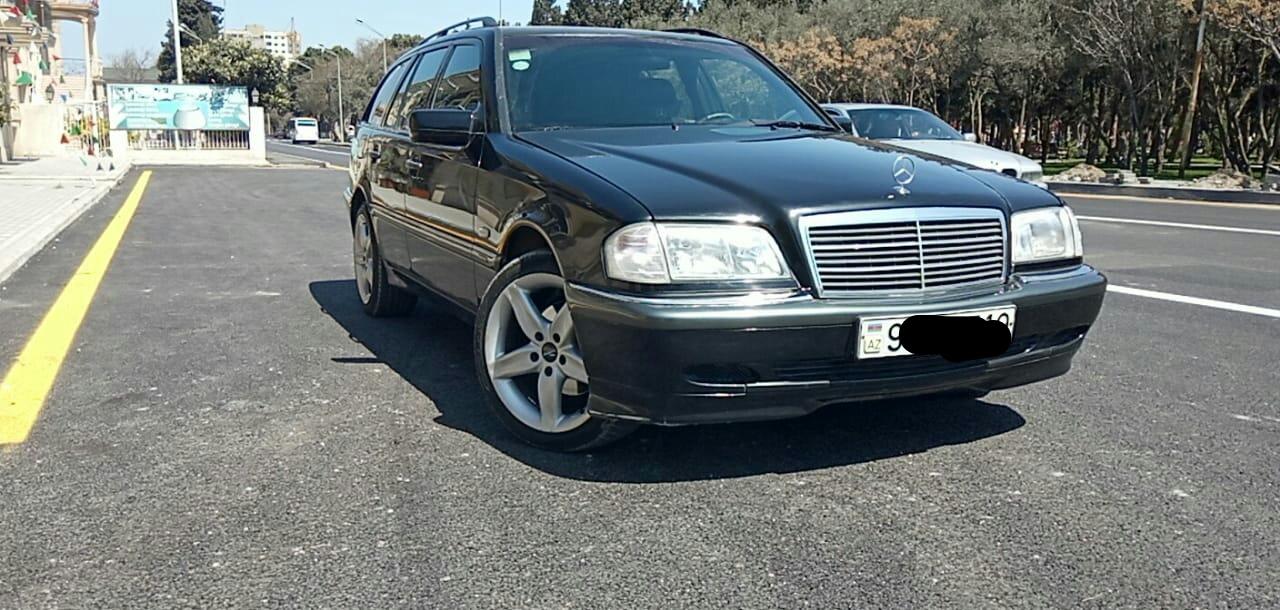 Mercedes-Benz C 240 2.4(lt) 1998 Second hand  $11000