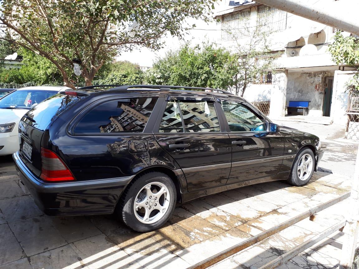 Mercedes-Benz C 200 1.8(lt) 1998 Second hand  $10500