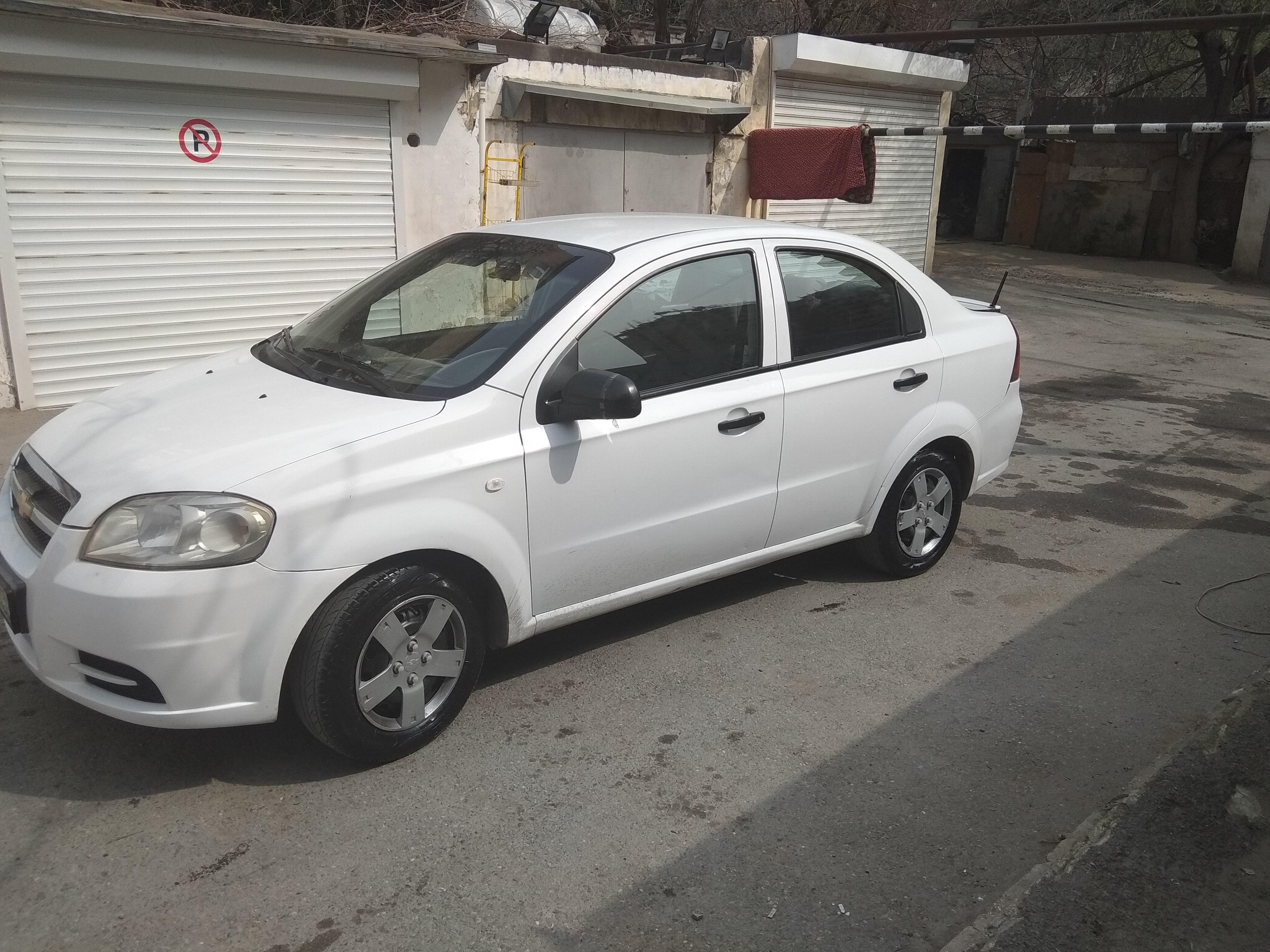 Chevrolet Aveo 1.2(lt) 2011 Подержанный  $9000