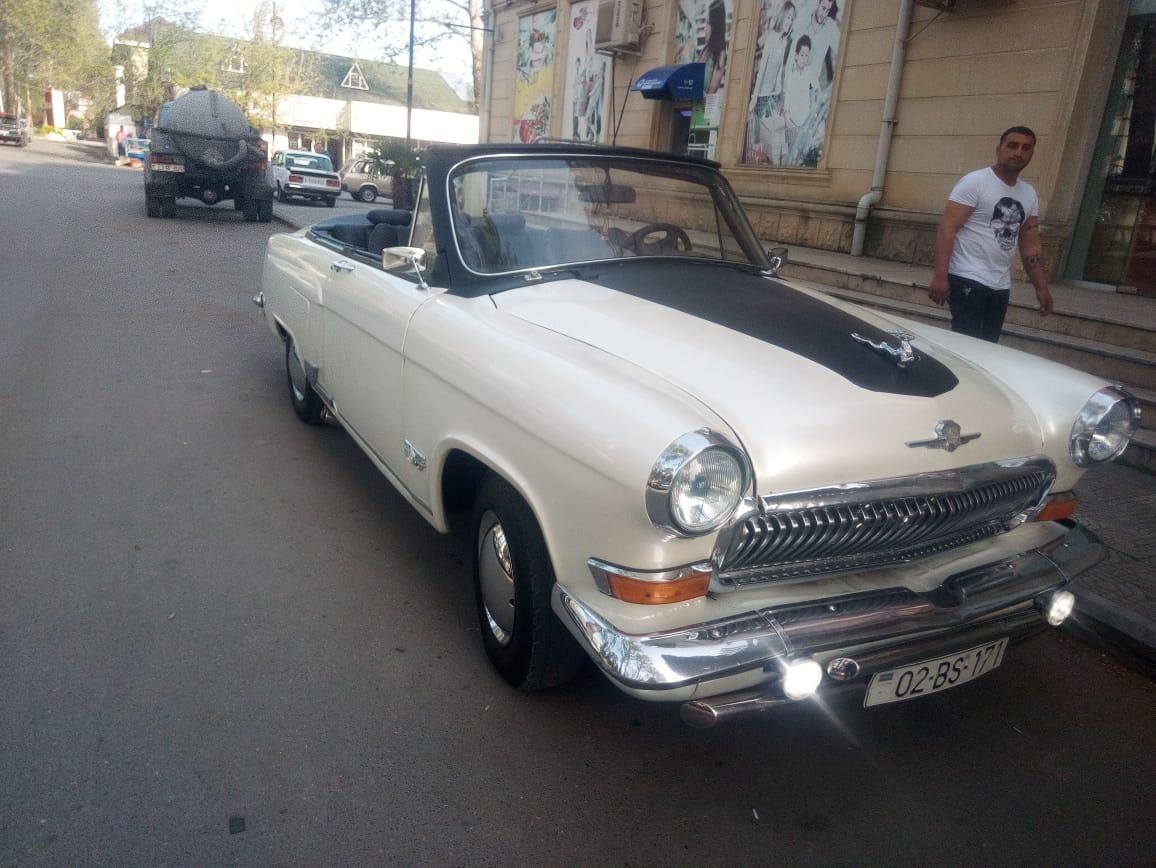 GAZ M 21 2.4(lt) 1961 Подержанный  $8000