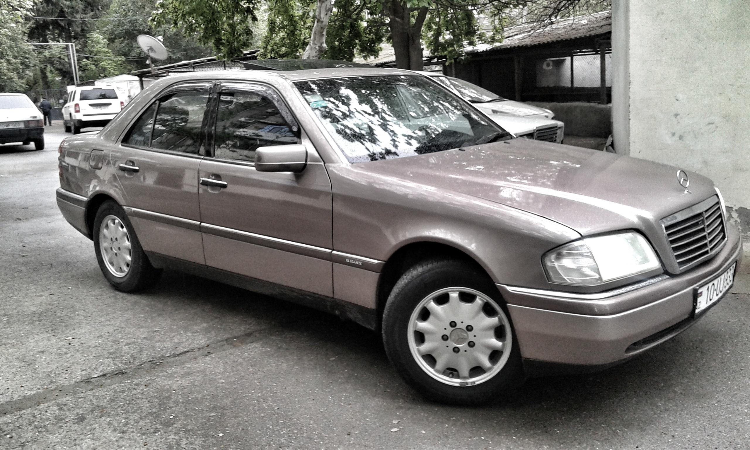 Mercedes-Benz C 180 1.8(lt) 1994 Подержанный  $8000