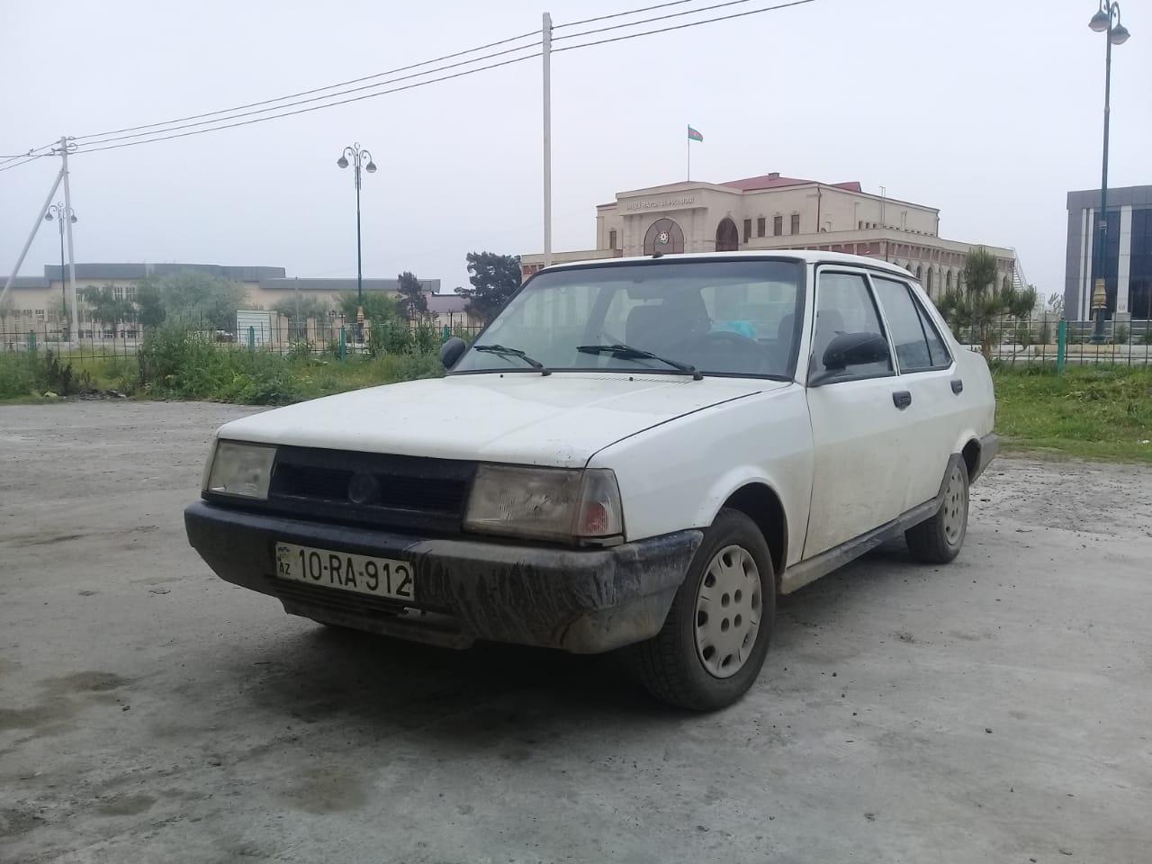 Tofaş Şahin 1.6(lt) 2005 Подержанный  $2500