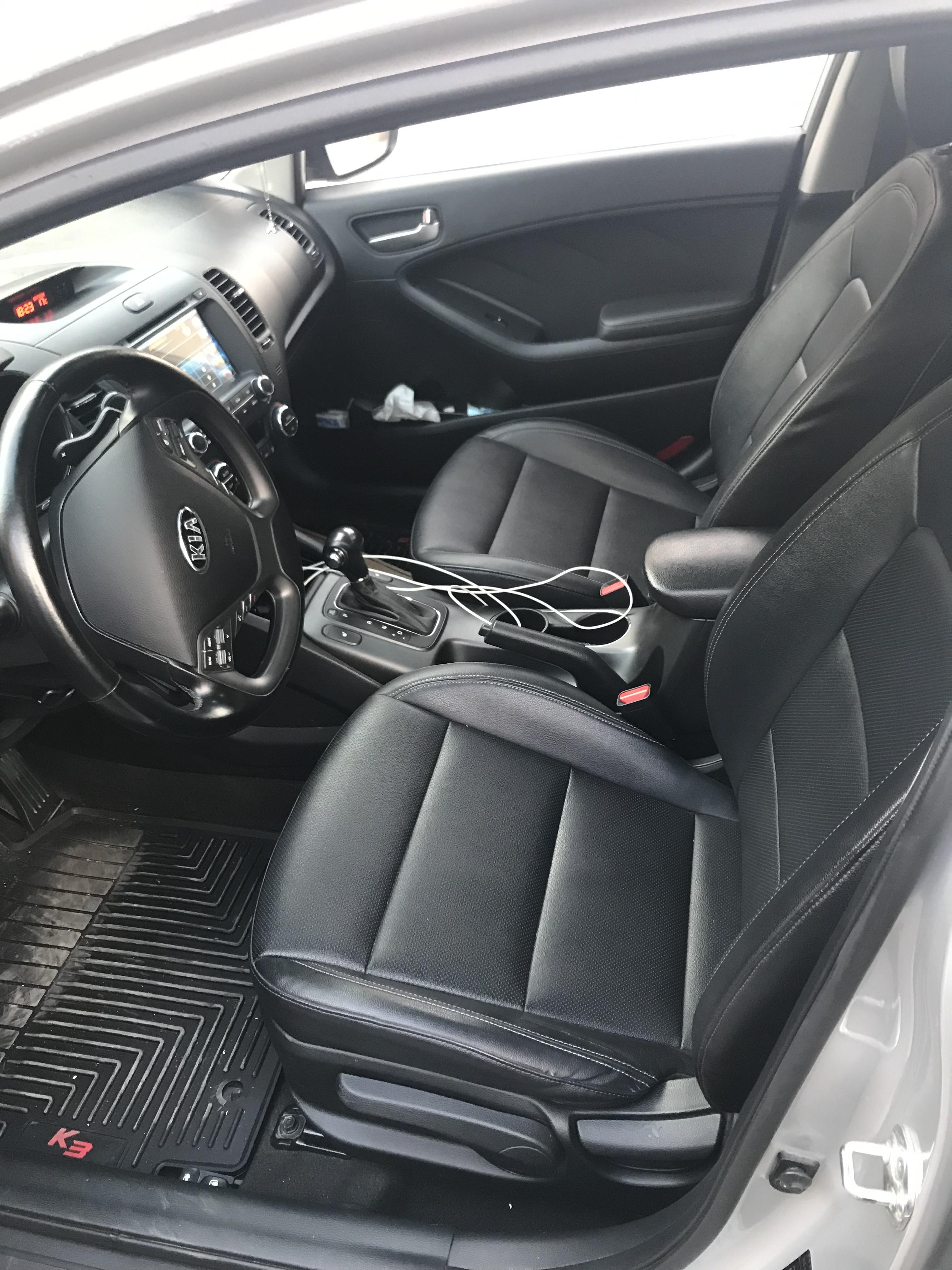 Kia Cerato 1.6(lt) 2014 Подержанный  $23200